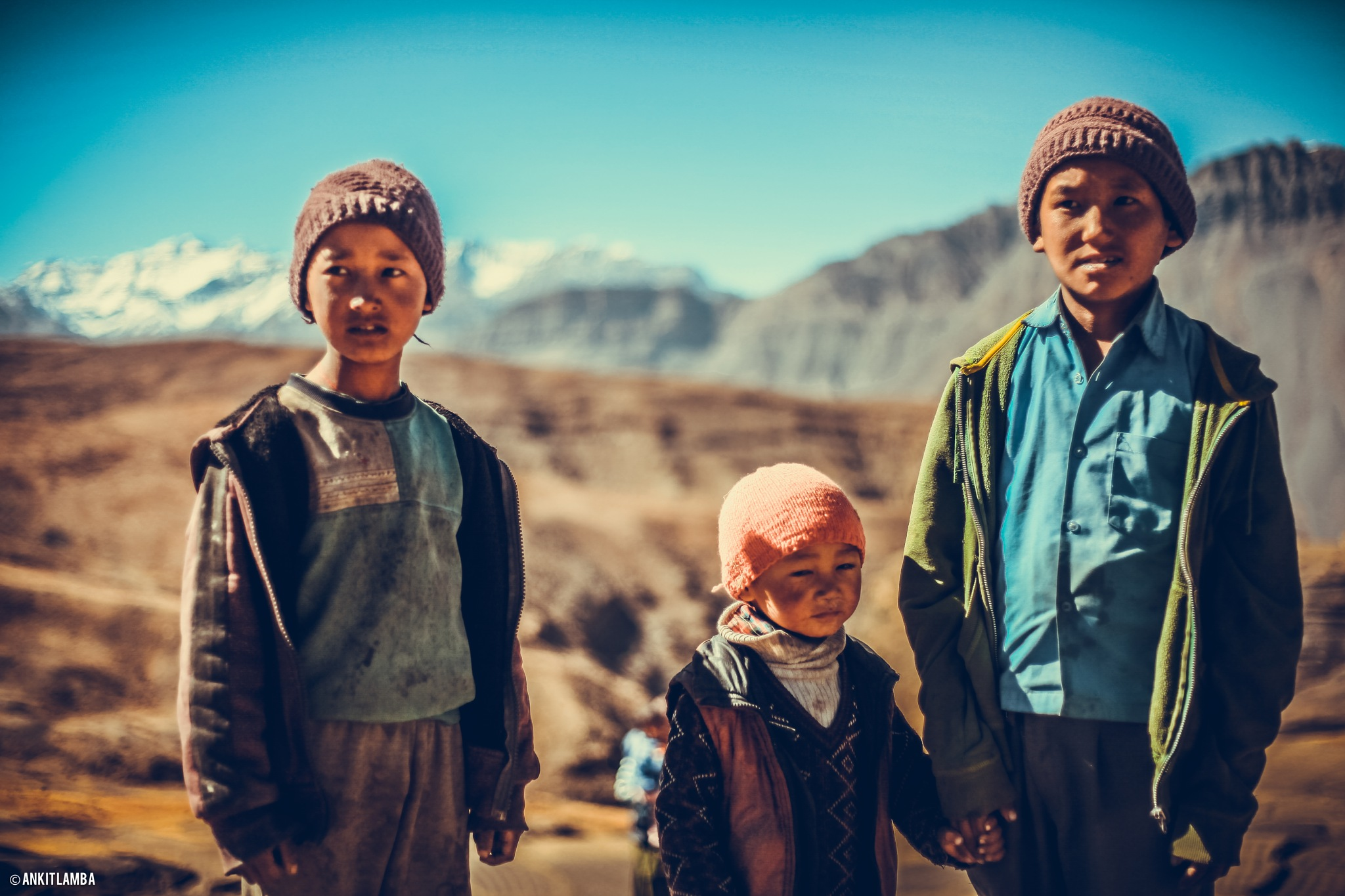 Children Of Hikkim by Ankit Lamba