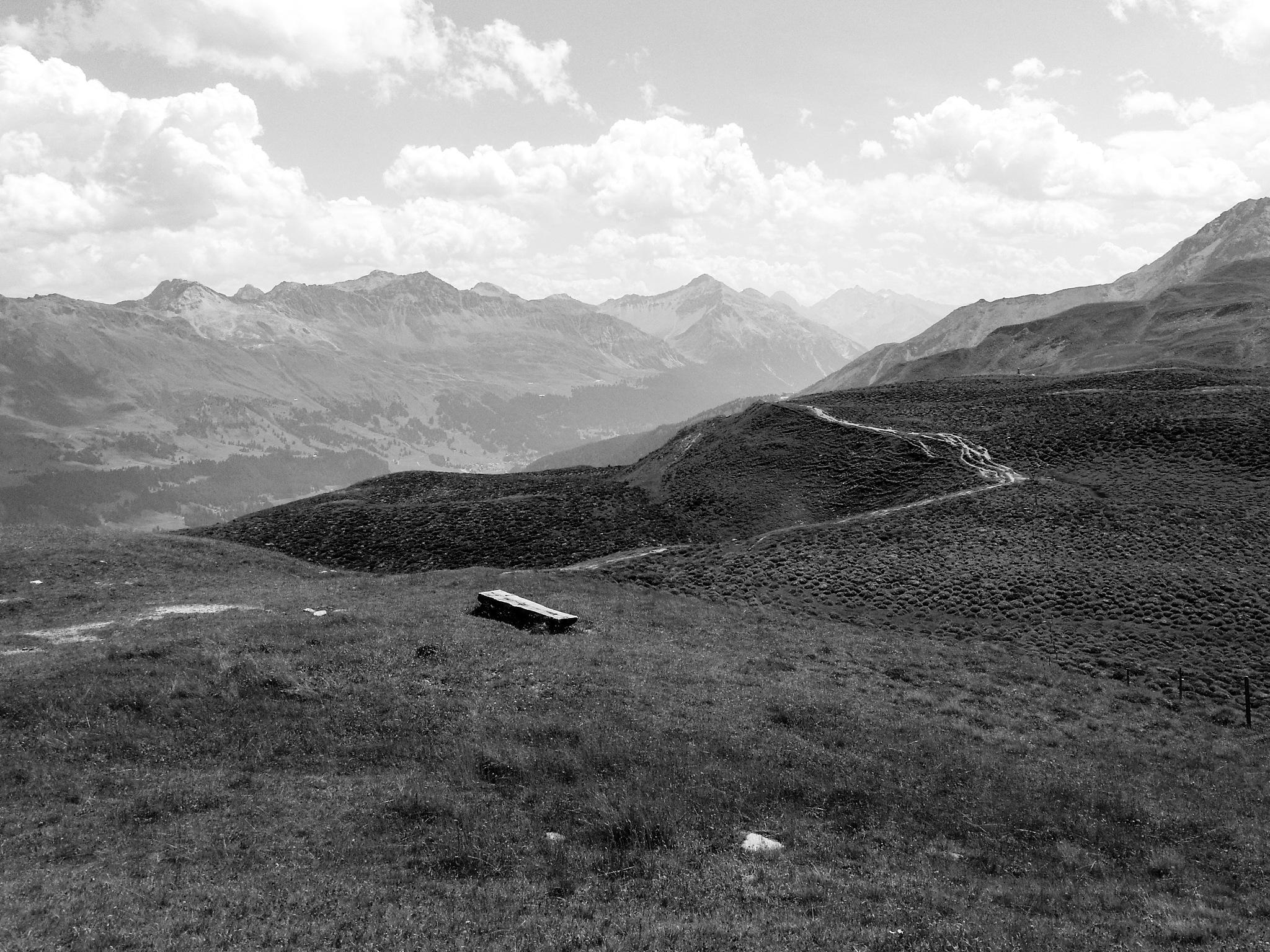 Over the Mountains by raffaelstaeubli