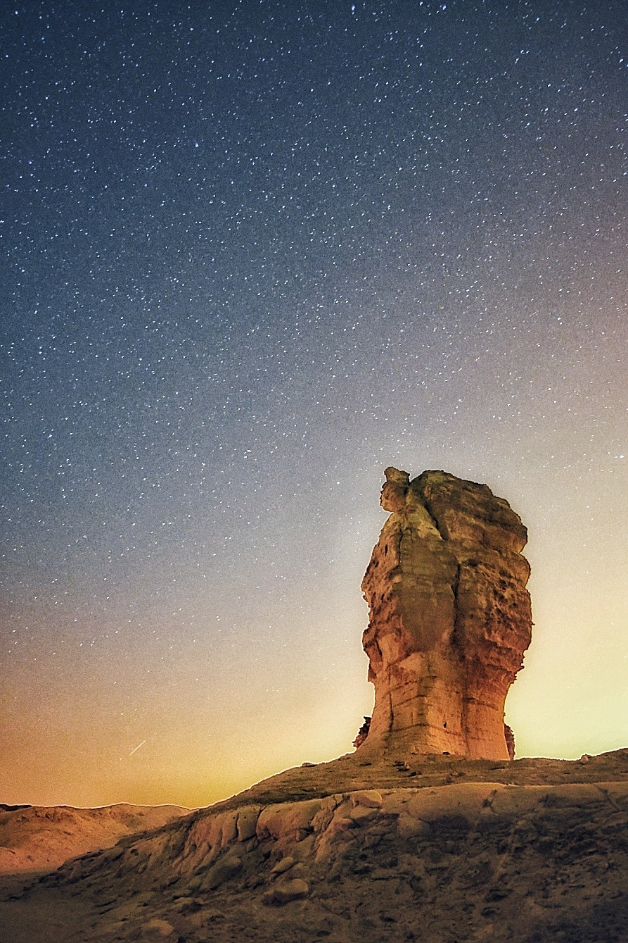 Dahek Desert, Jordan by Ahmad Qaisieh