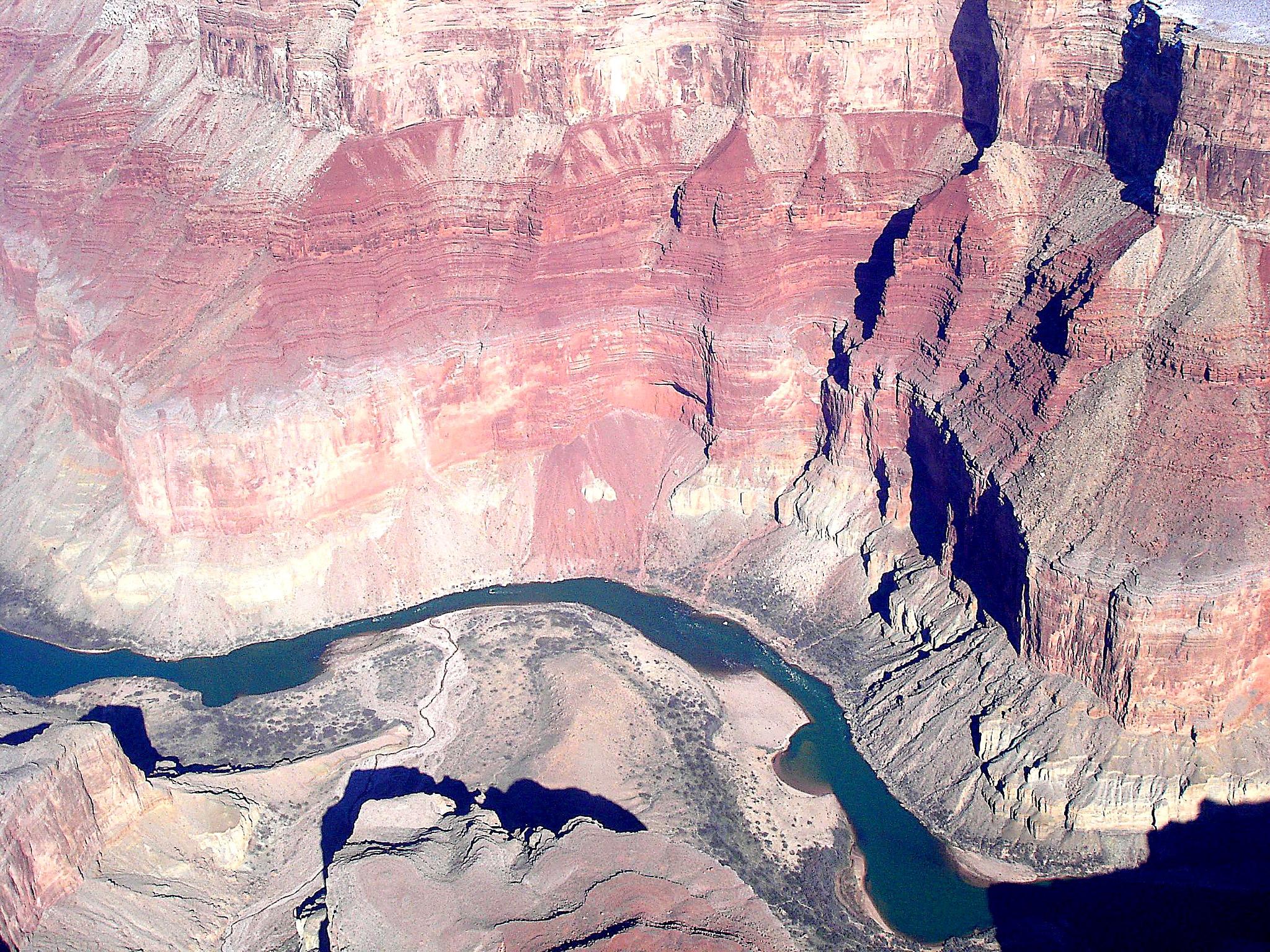 Colorado river by Manuela Angelini