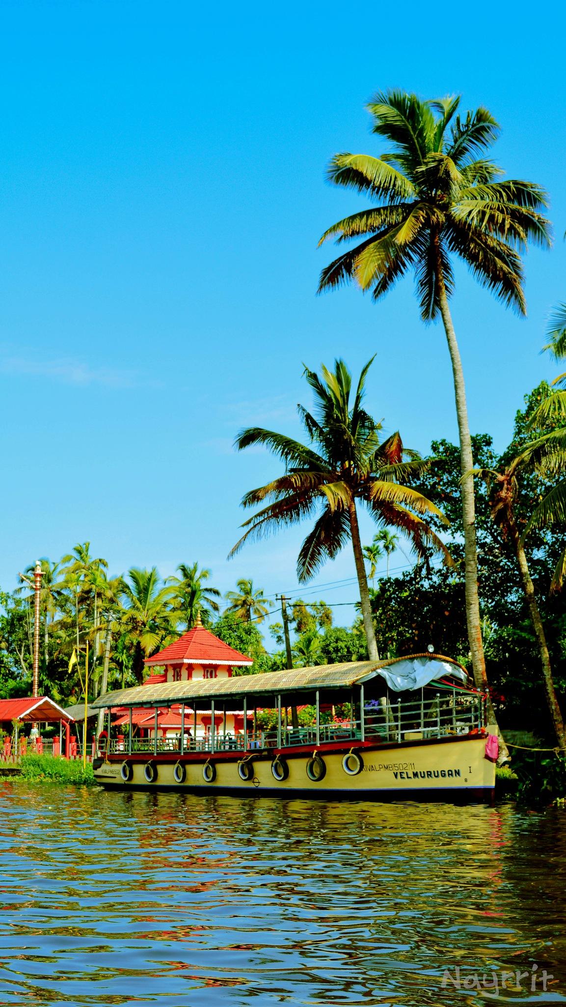 Kerala Beauty by Nayrrit Das