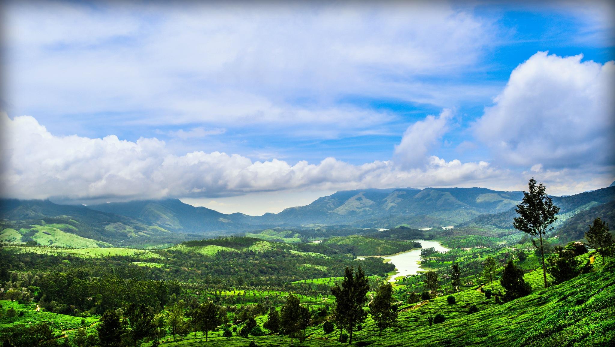 Beauty Of Kerala by  Jack Sparrow