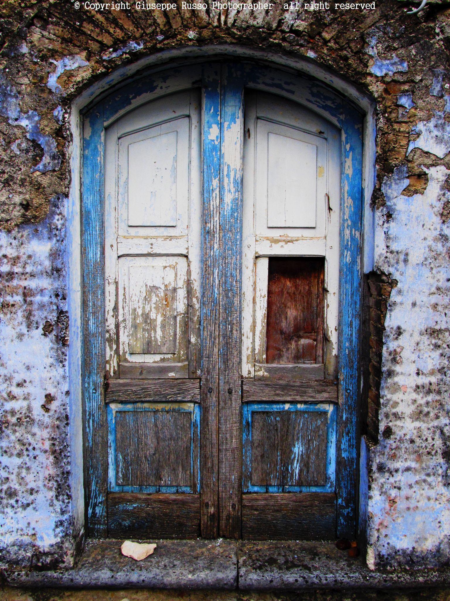 Blue nostalgy by Joseph71
