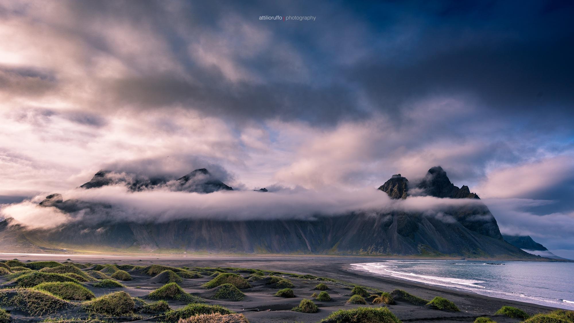 Vestrahorn_2441 by Attilio Ruffo Photography