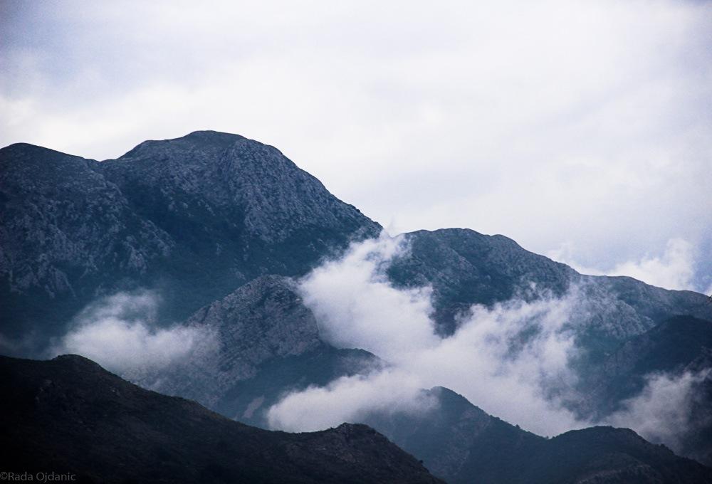 Planine. by Rada Ojdanić