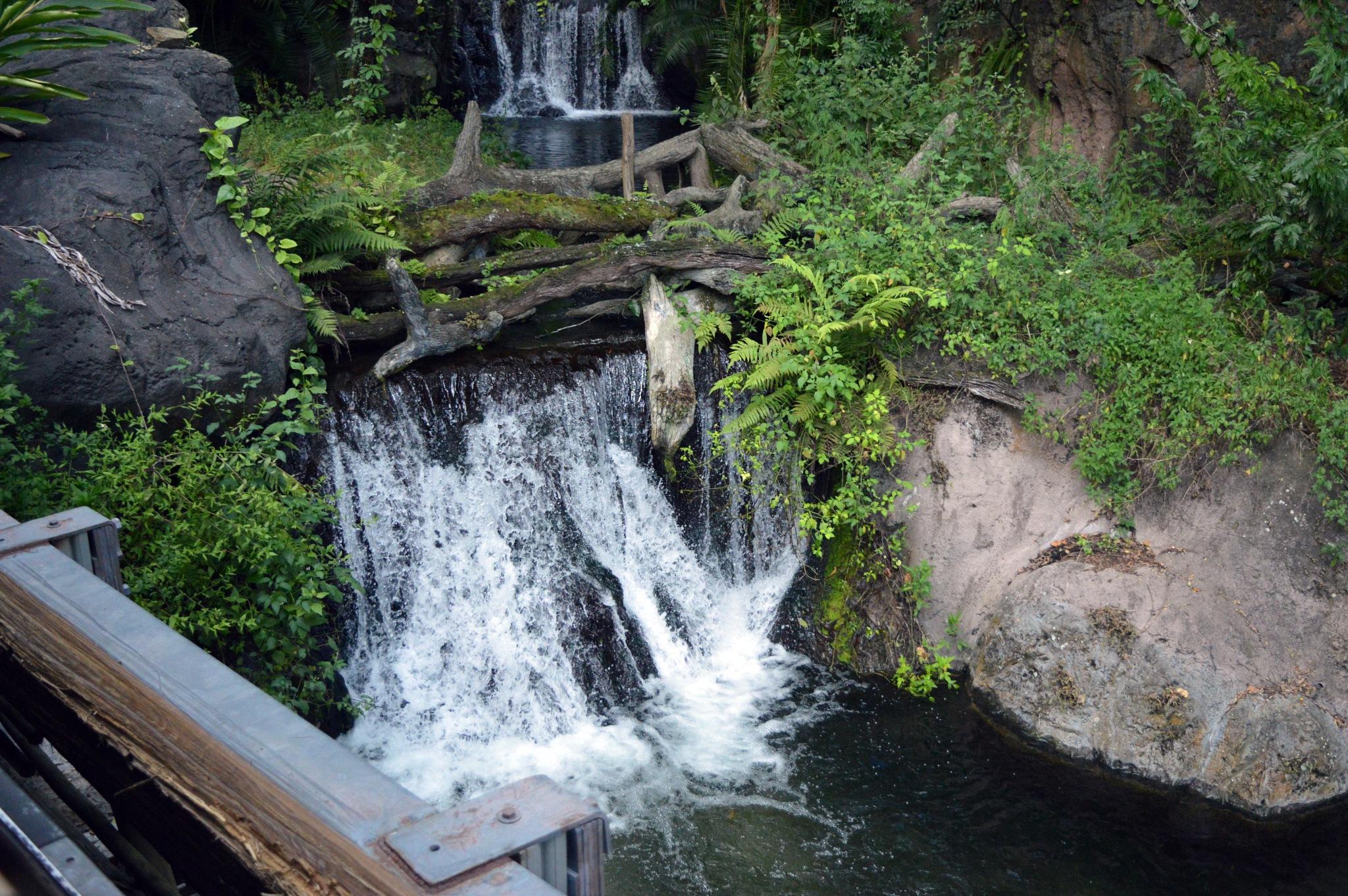Waterfall. by MelPierce