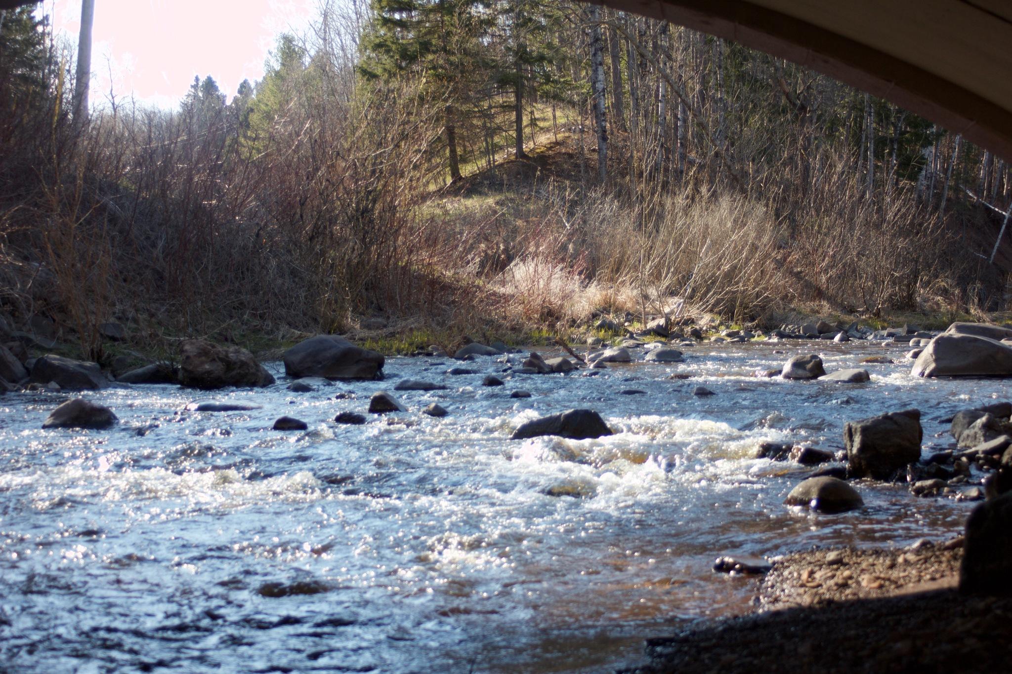 Tischer Creek babbling by SarahElleDesigns
