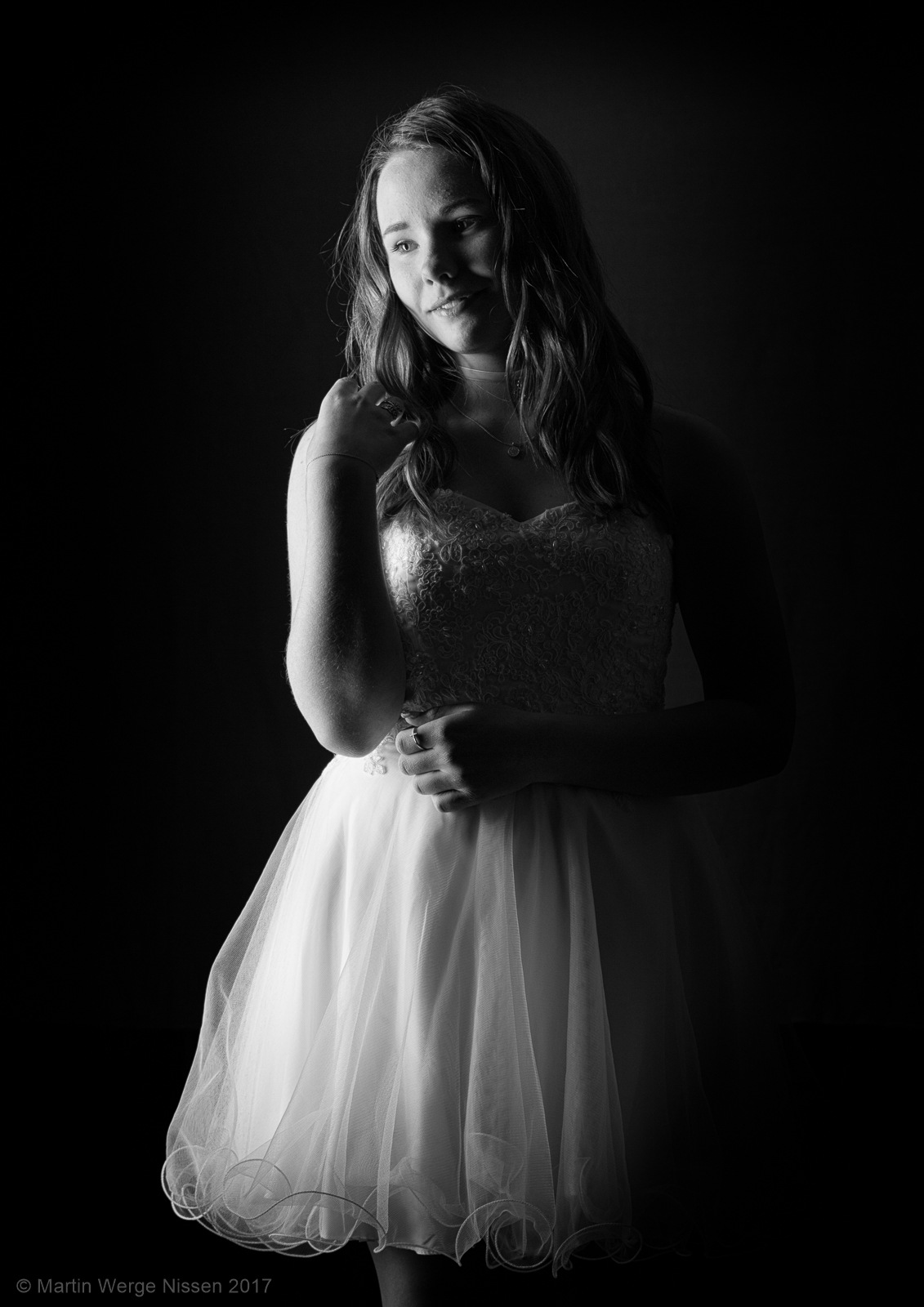 Confirmation Girl .. by Martin Werge