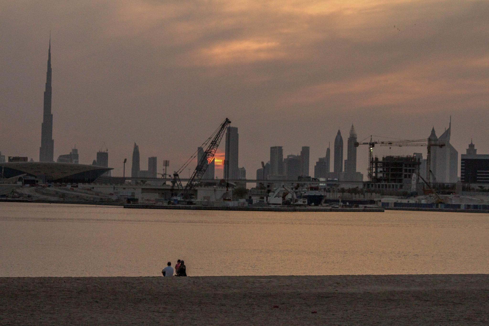 Burj Khalifa by Umar Shaiq