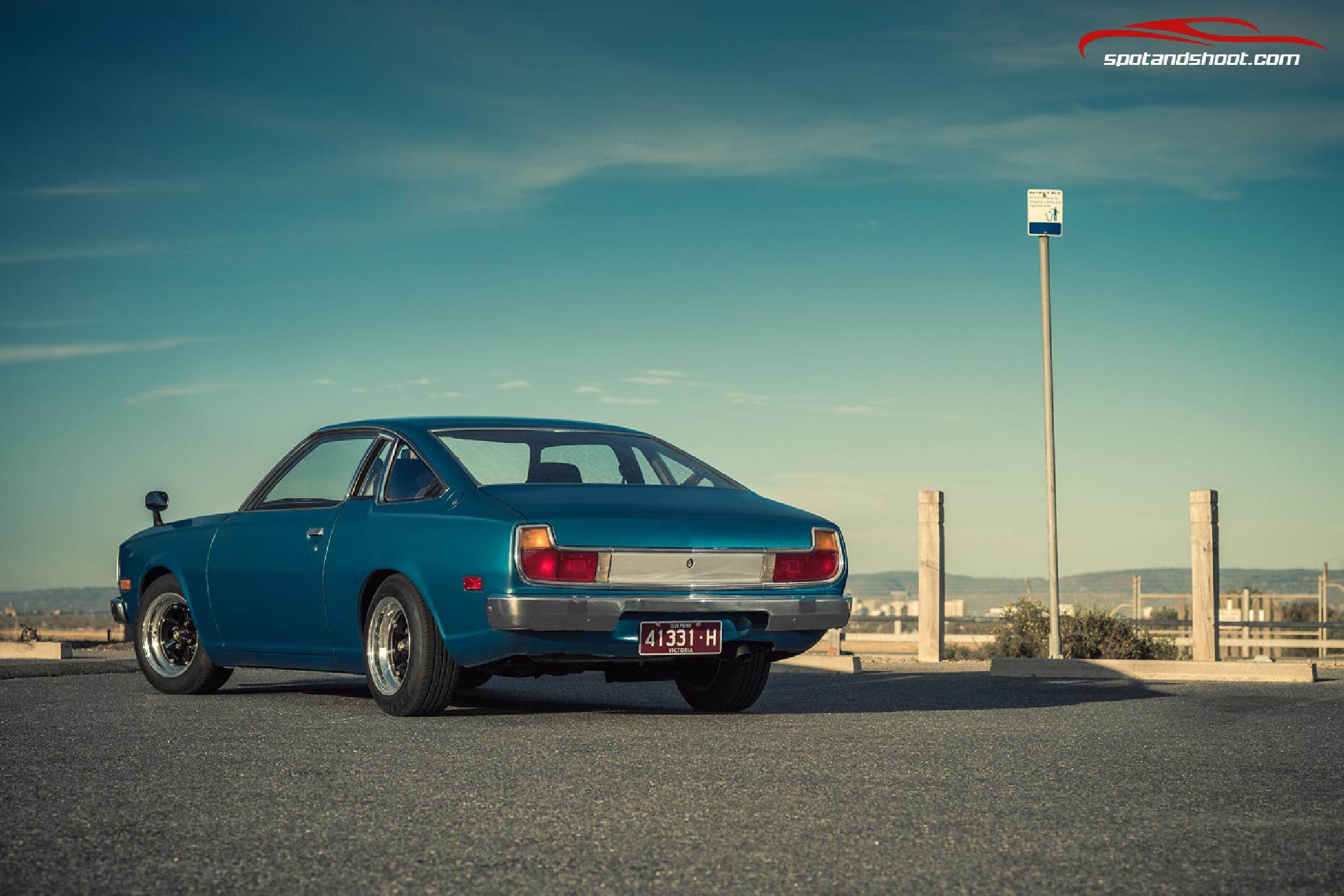 1977 Mazda 121 Coupe by Andrey Moisseyev Photographer