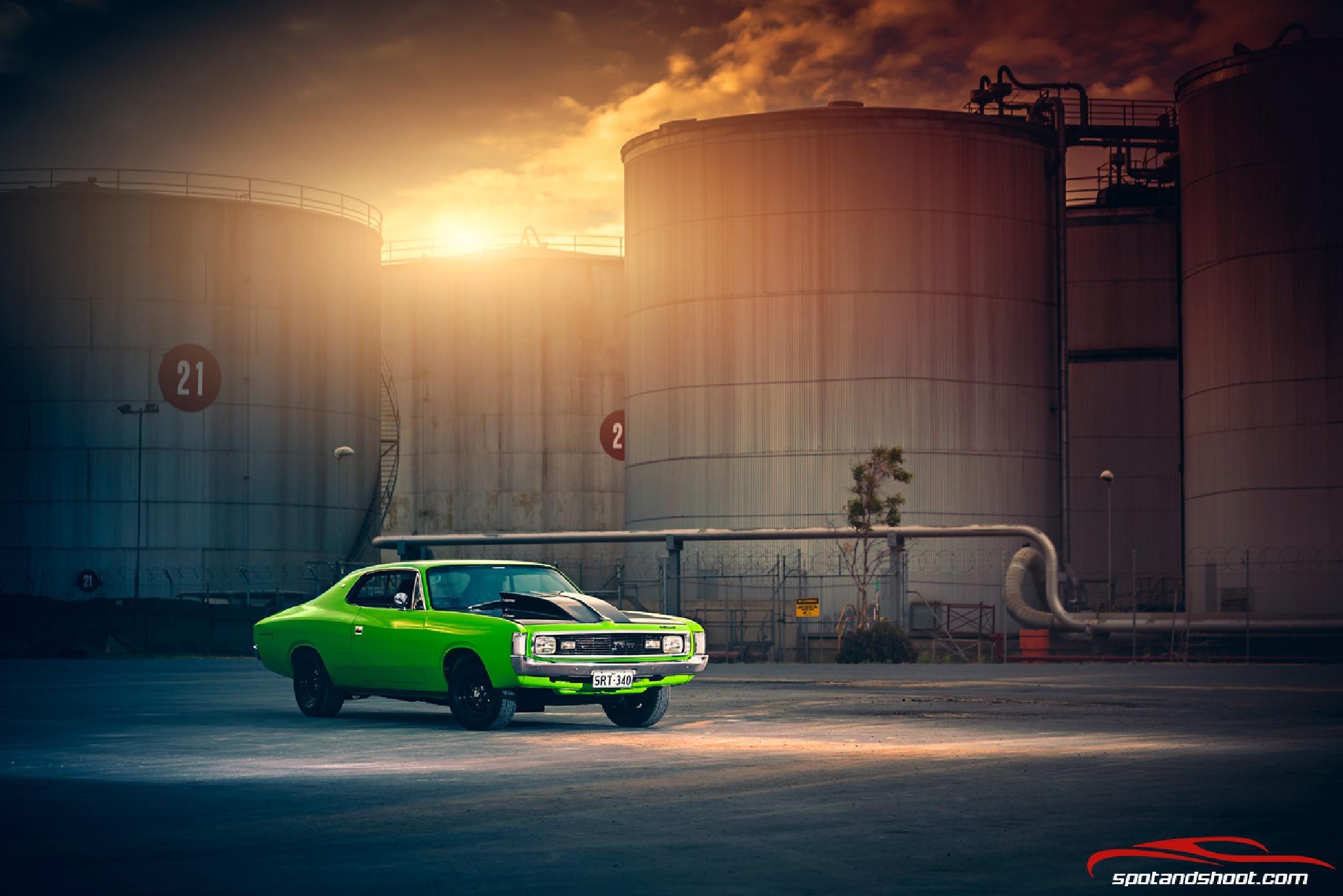 Chrysler Valiant Regal by Andrey Moisseyev Photographer