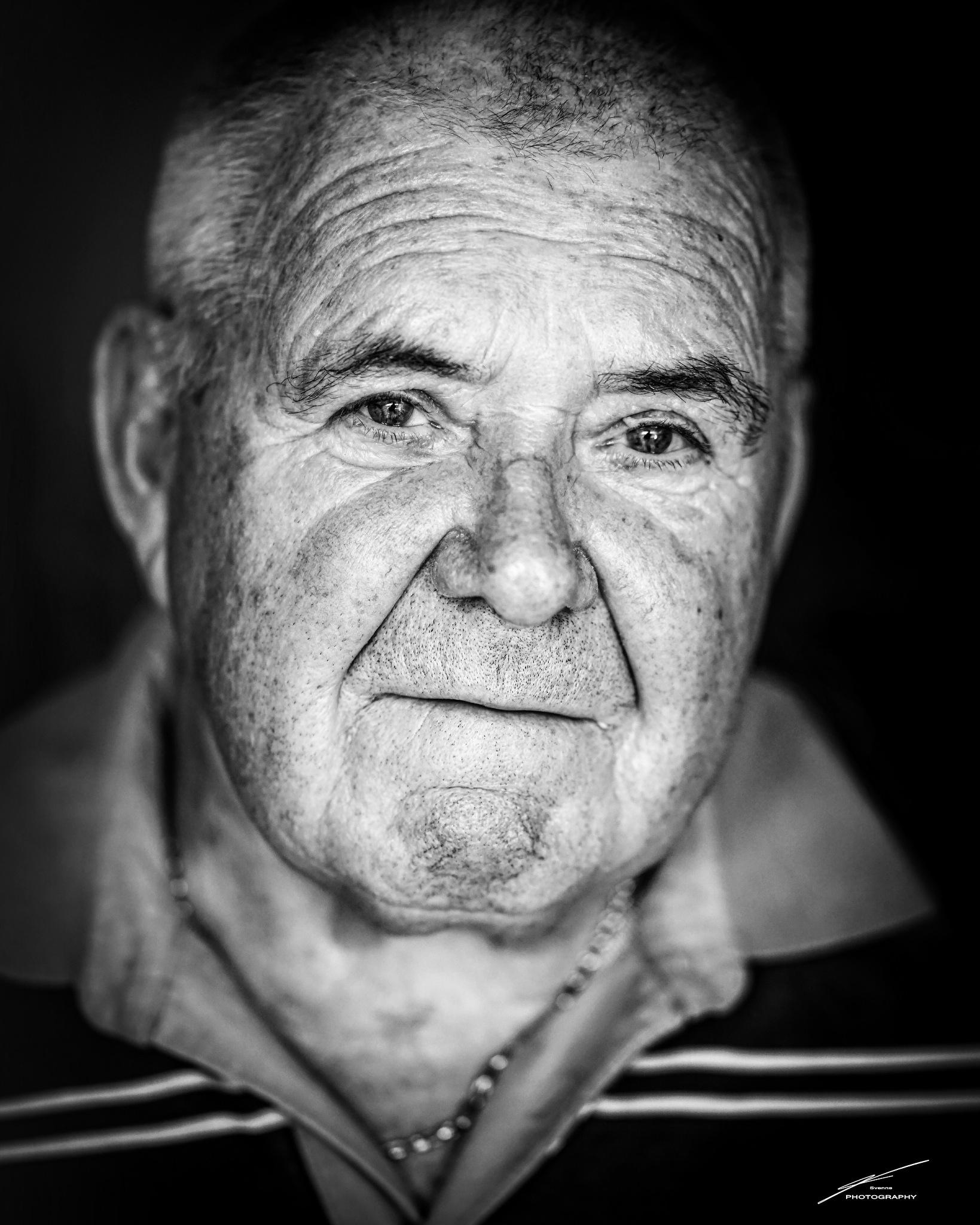 Old Man by Sven Schneider