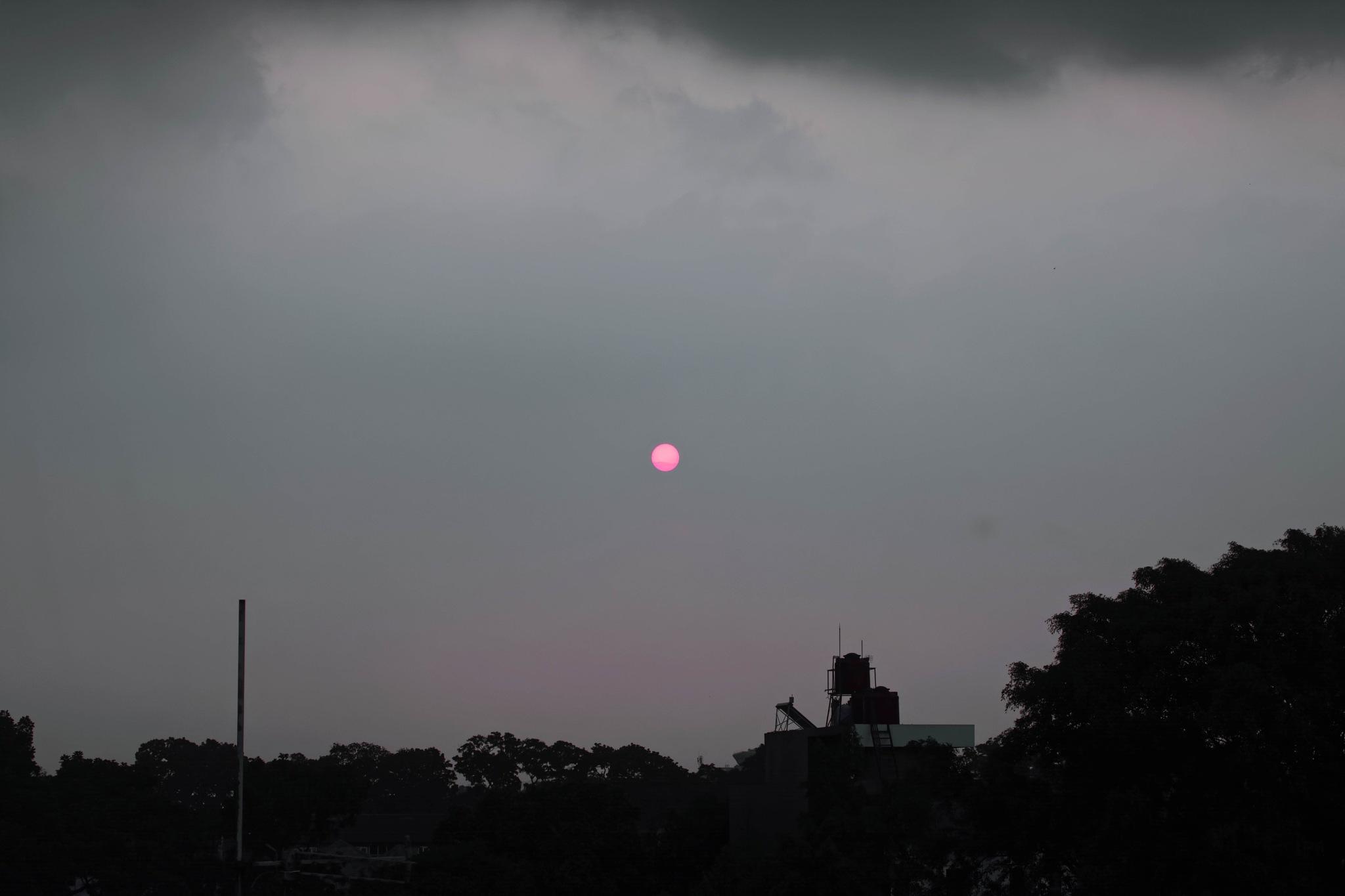 Girly Sunset by Budi Selamat