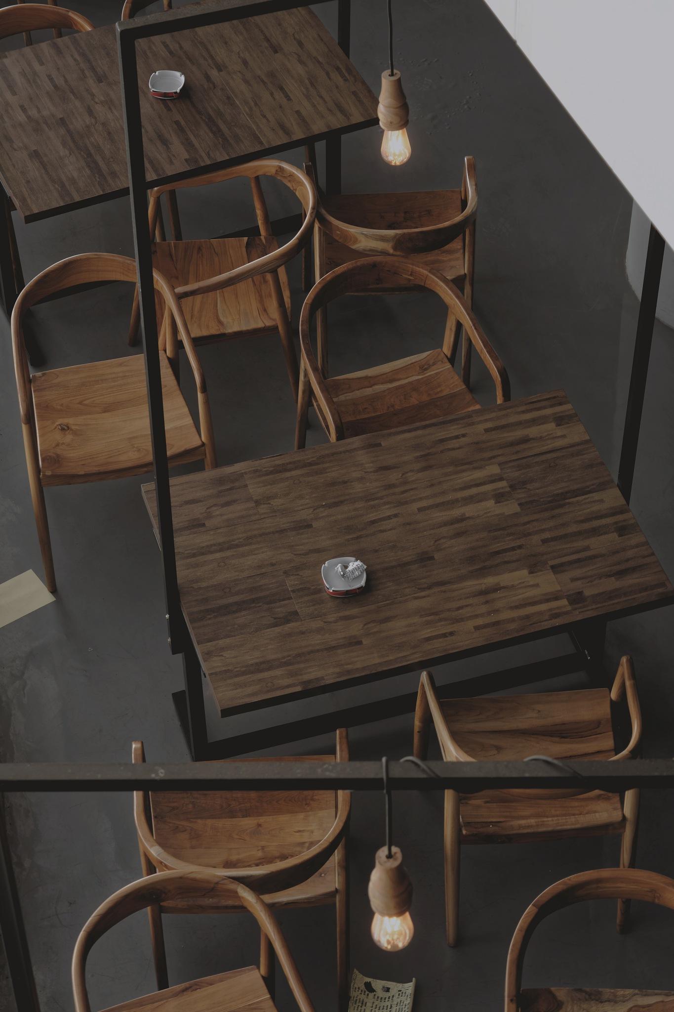 Empty Chair by Budi Selamat