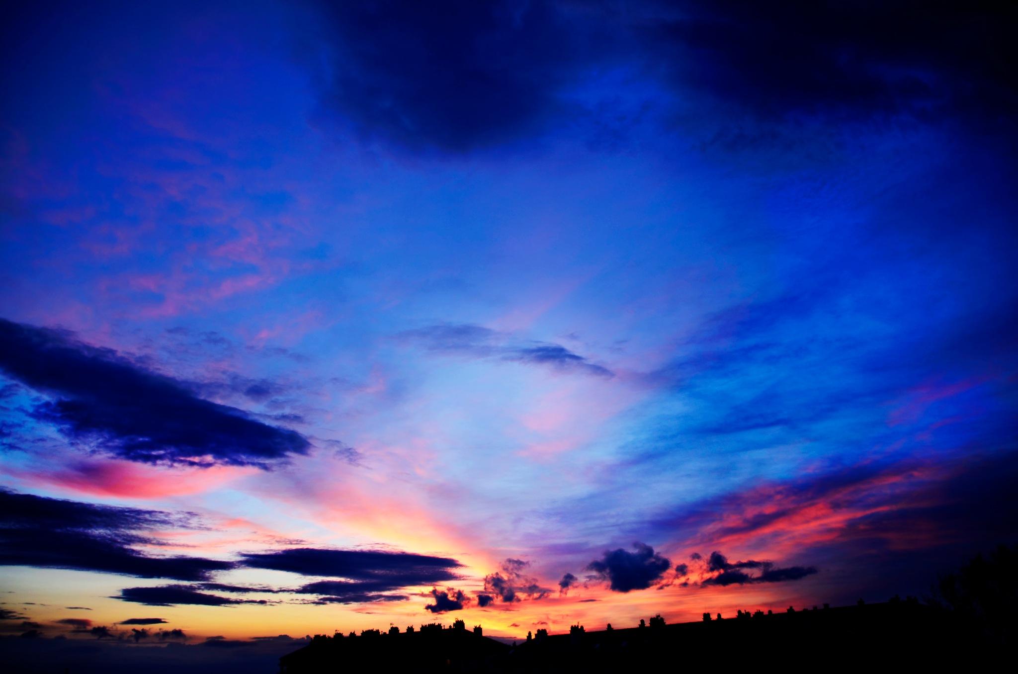 Sky  by aaga1