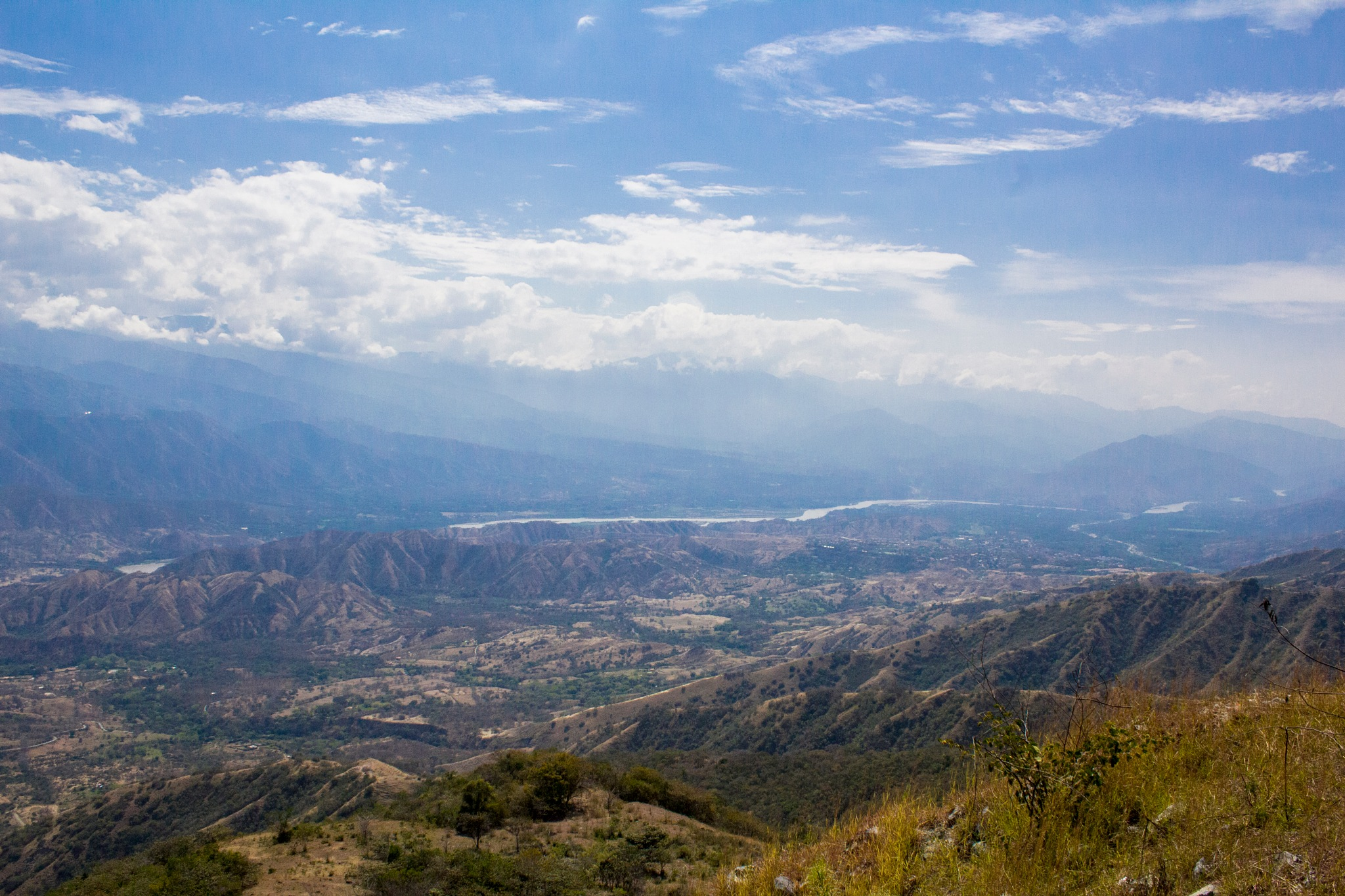 The mountains of Antioquia - Colombia by Luis Fdo Gomez