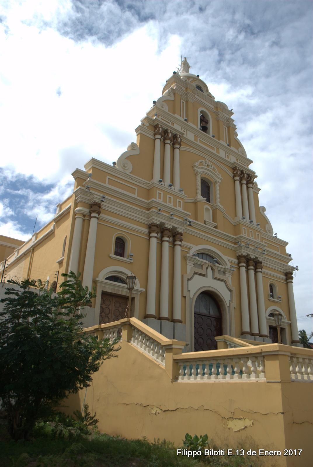 Iglesia la Milagrosa. by FilippoBilottiE