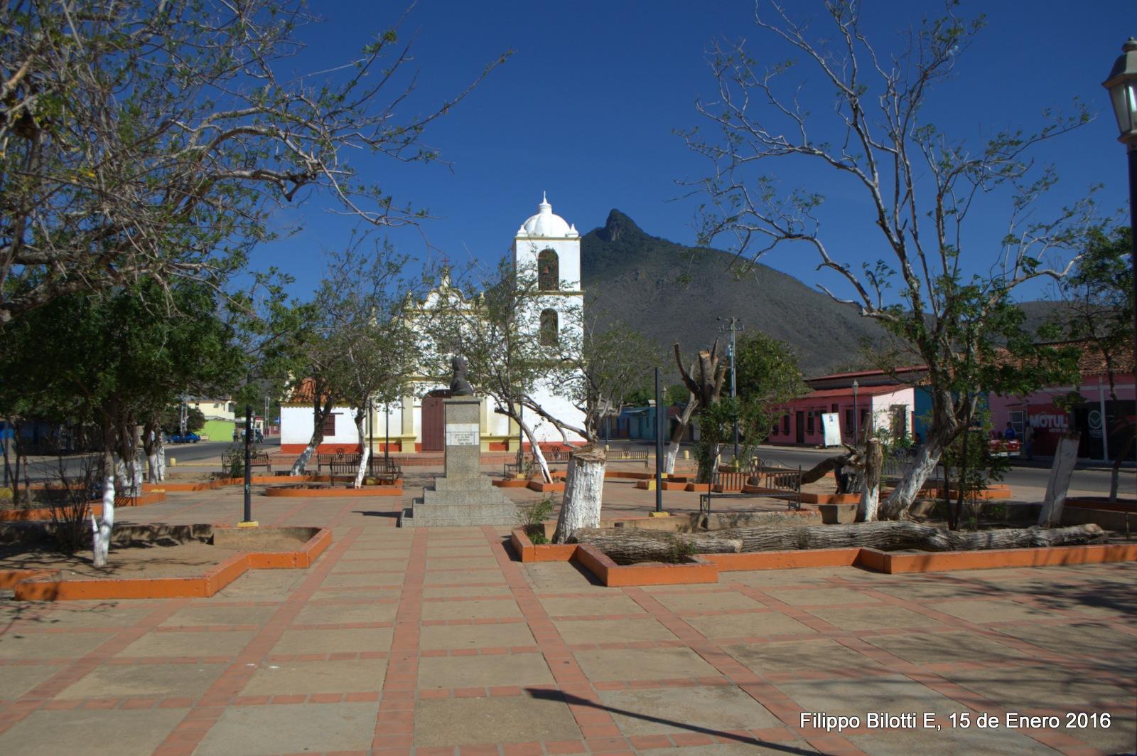 Plaza Bolivar de Moruy. by FilippoBilottiE