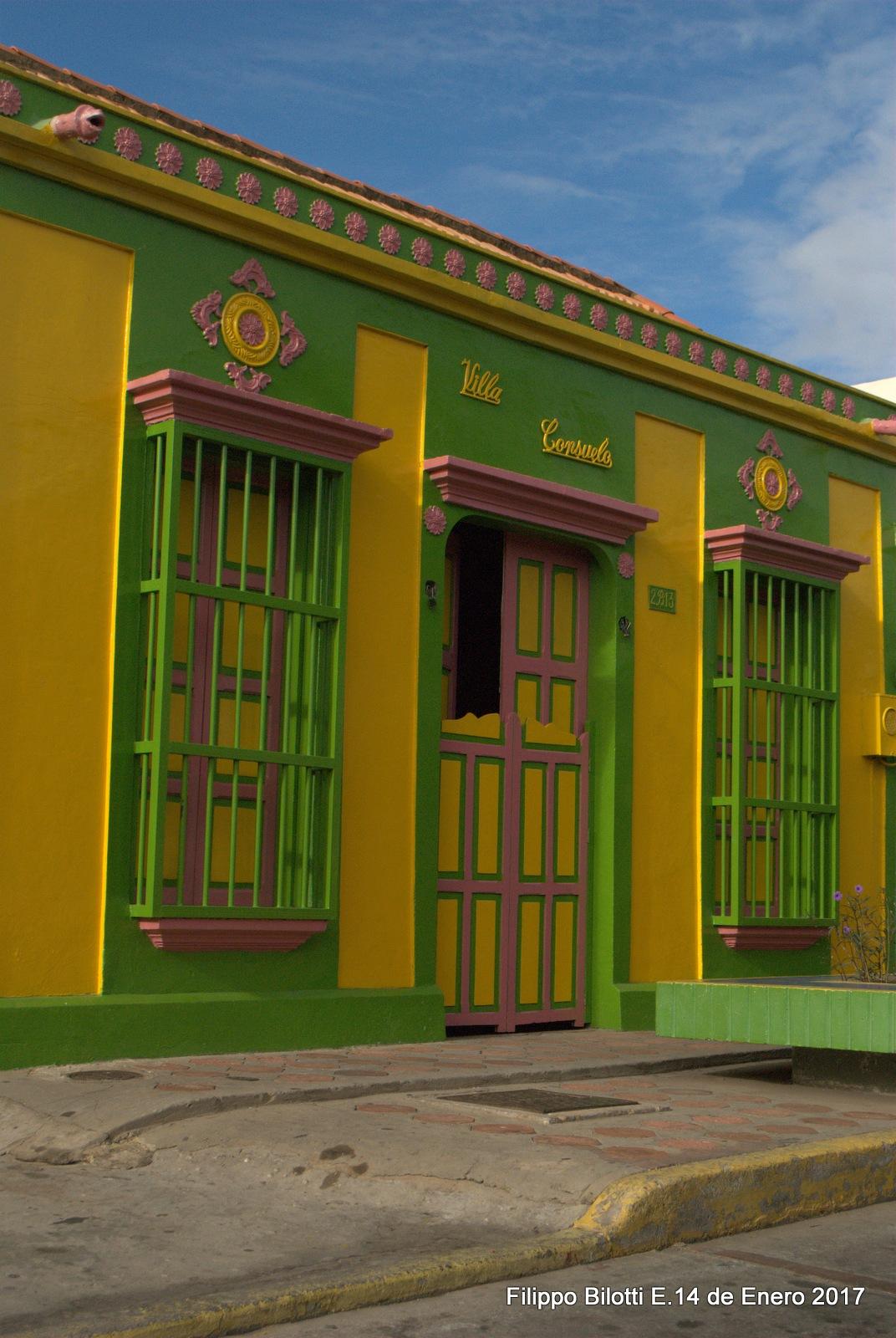 Colores de Brasil en Santa Lucia. by FilippoBilottiE
