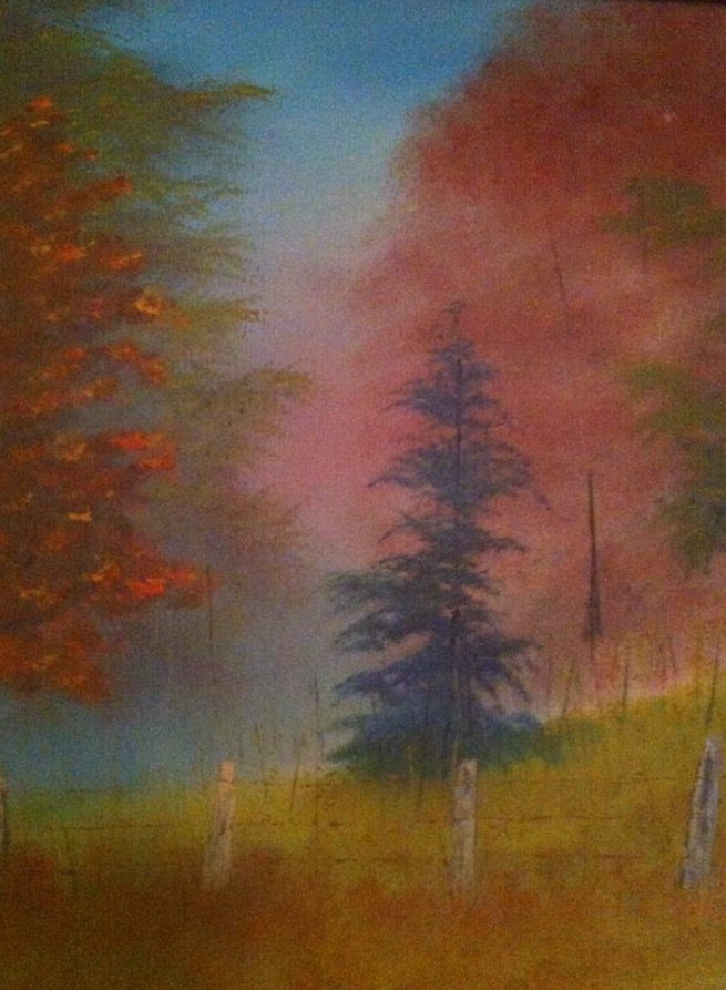 Blue Spruce  by Wiley Spears