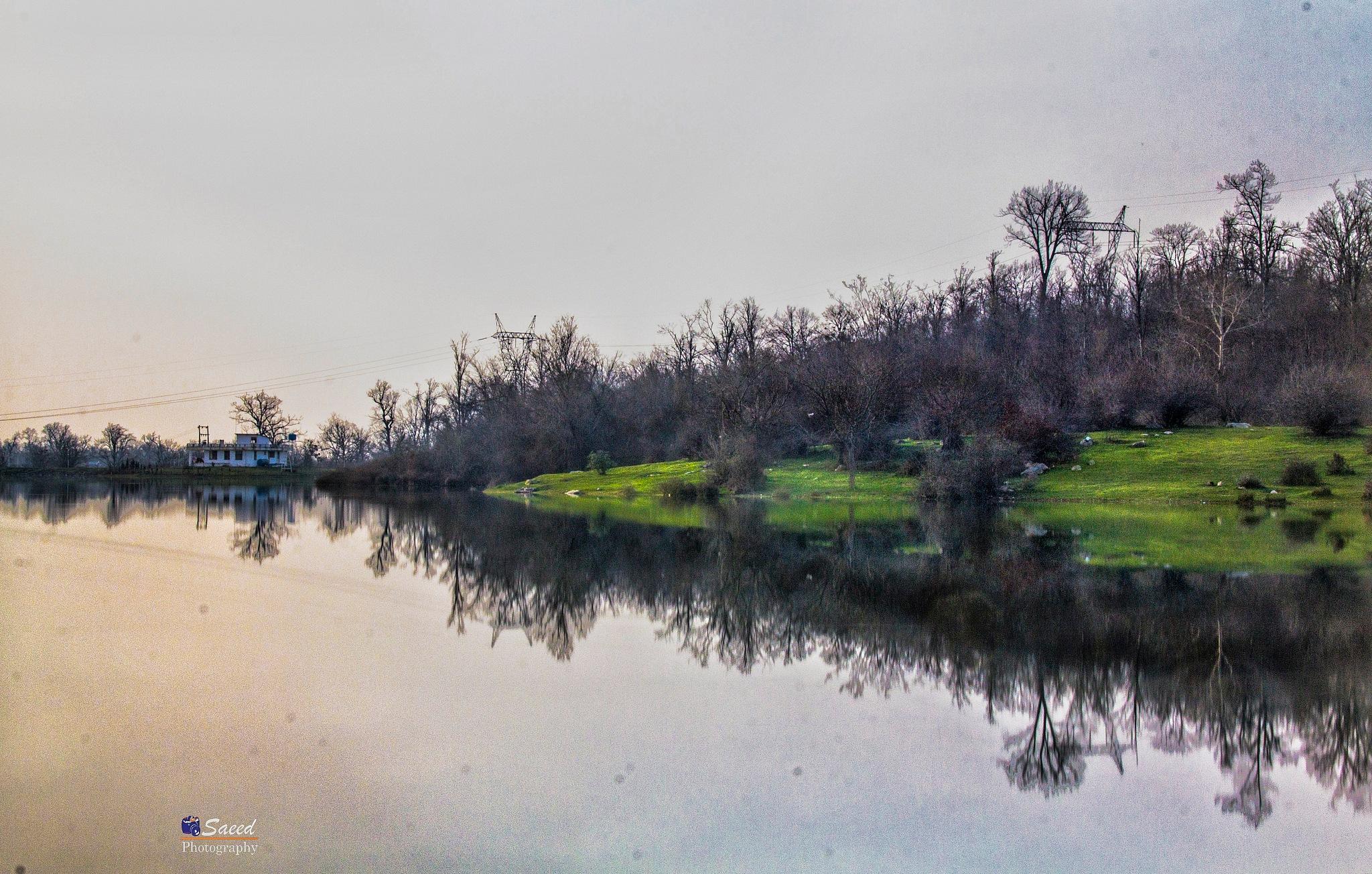 Sunset by Saeed Khansarian
