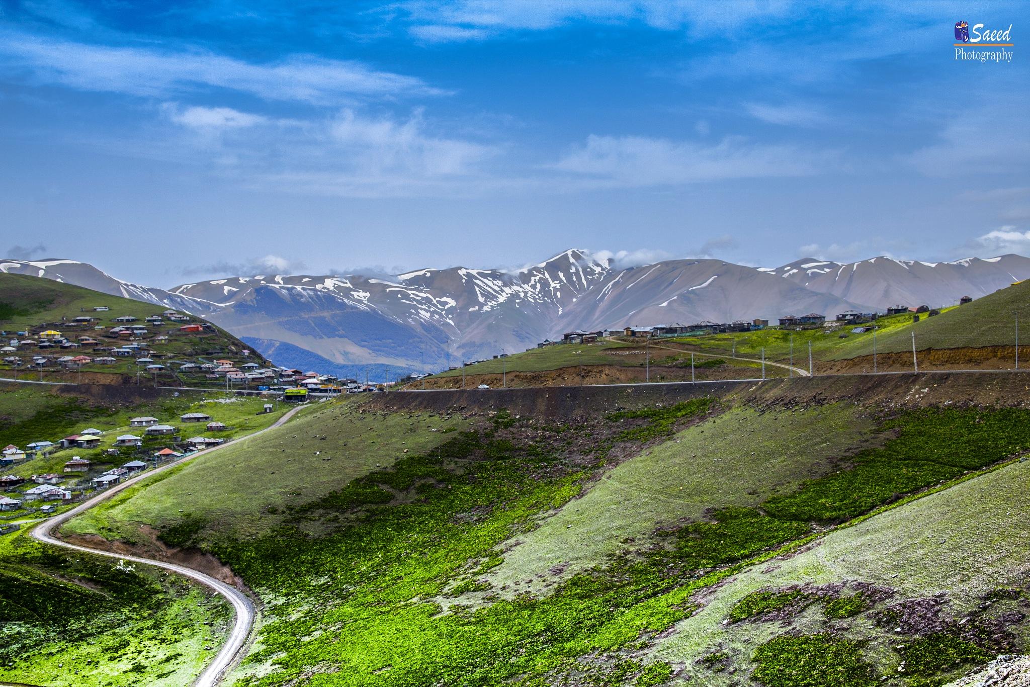 beautiful nature2 by Saeed Khansarian
