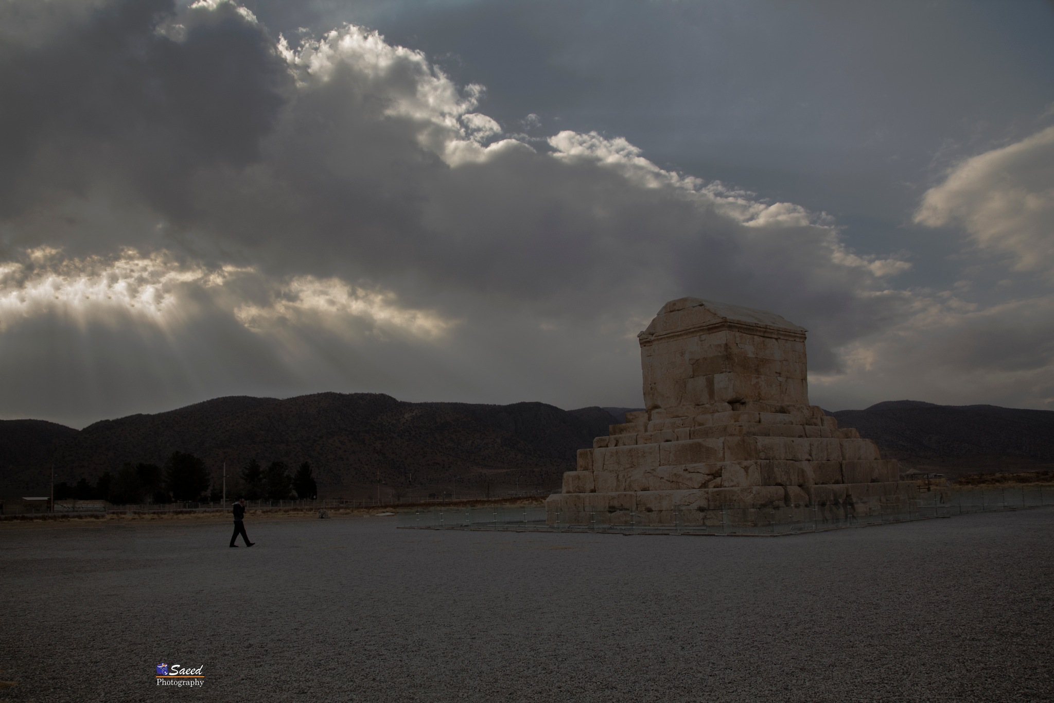 The Great Cyrus by Saeed Khansarian
