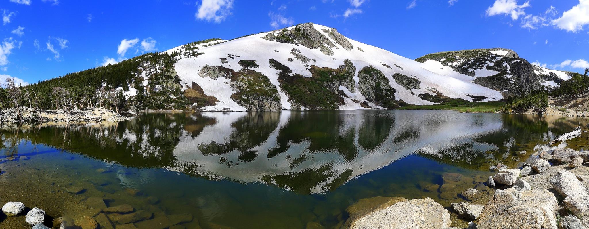 St. Mary's Glacier by sciguylvms