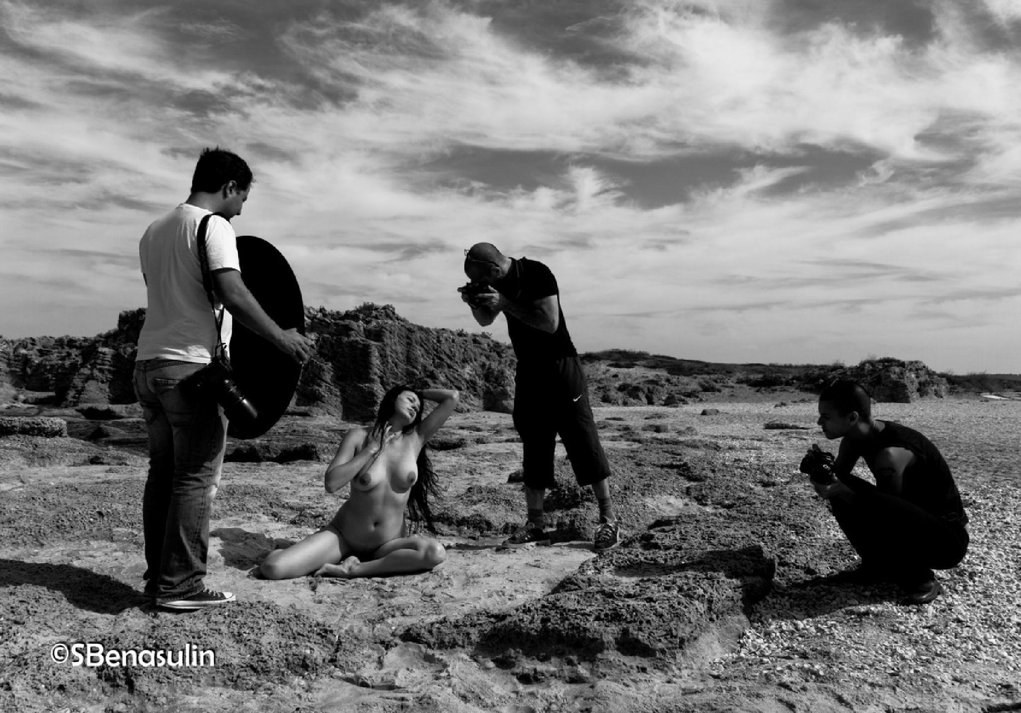 fotografos! by solange benasulin