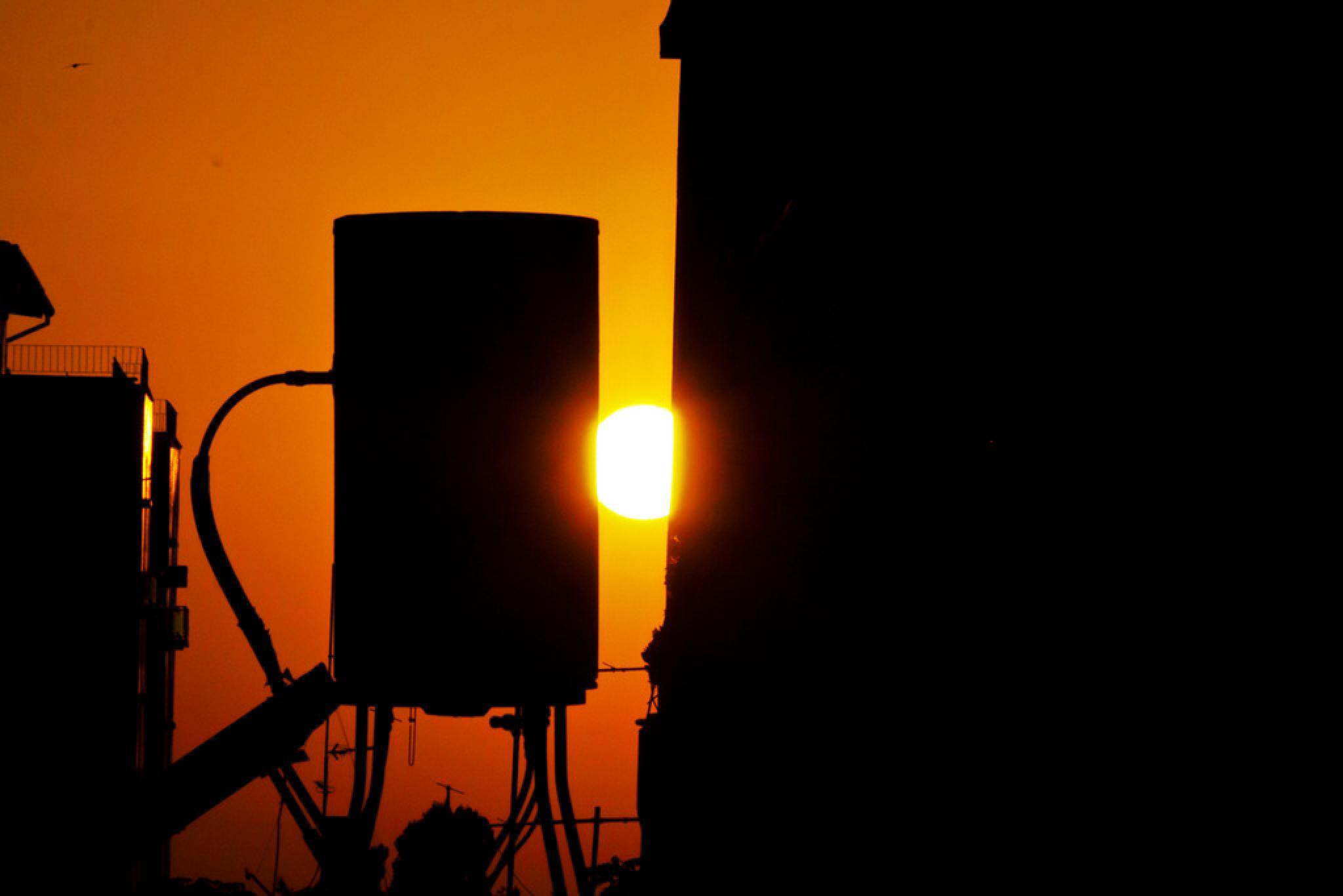 The sun! by solange benasulin