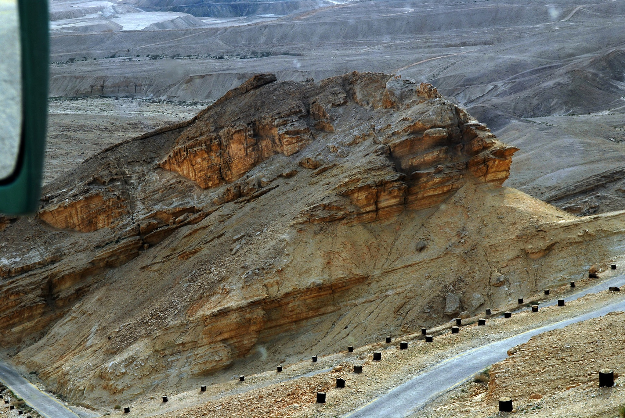"""""""Scorpion's descent"""" from the Negev to Arava by nadiakushnir"""
