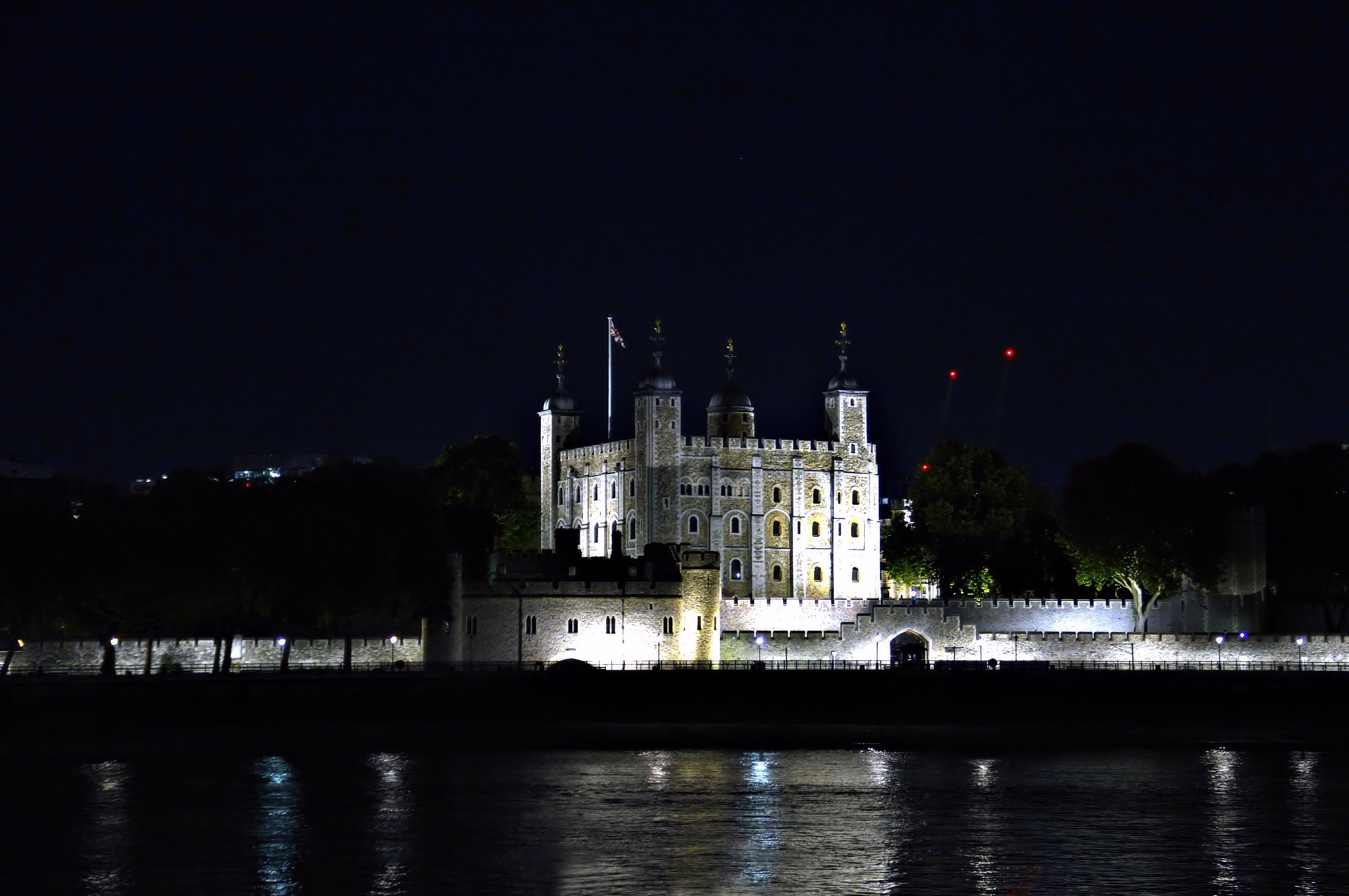 Tower of London by Poe Hills