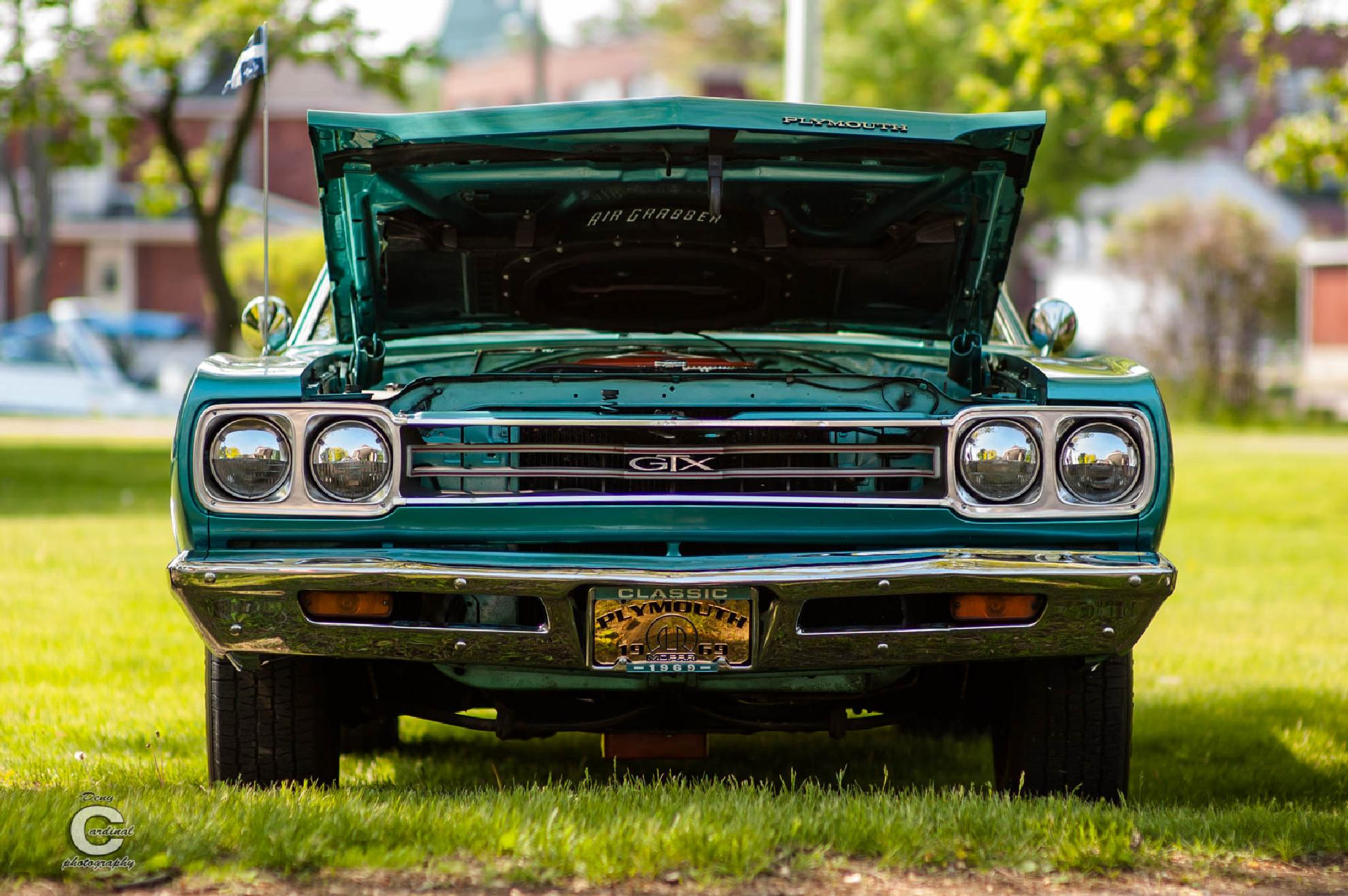 Plymouth GTX 1969... by denycardinal