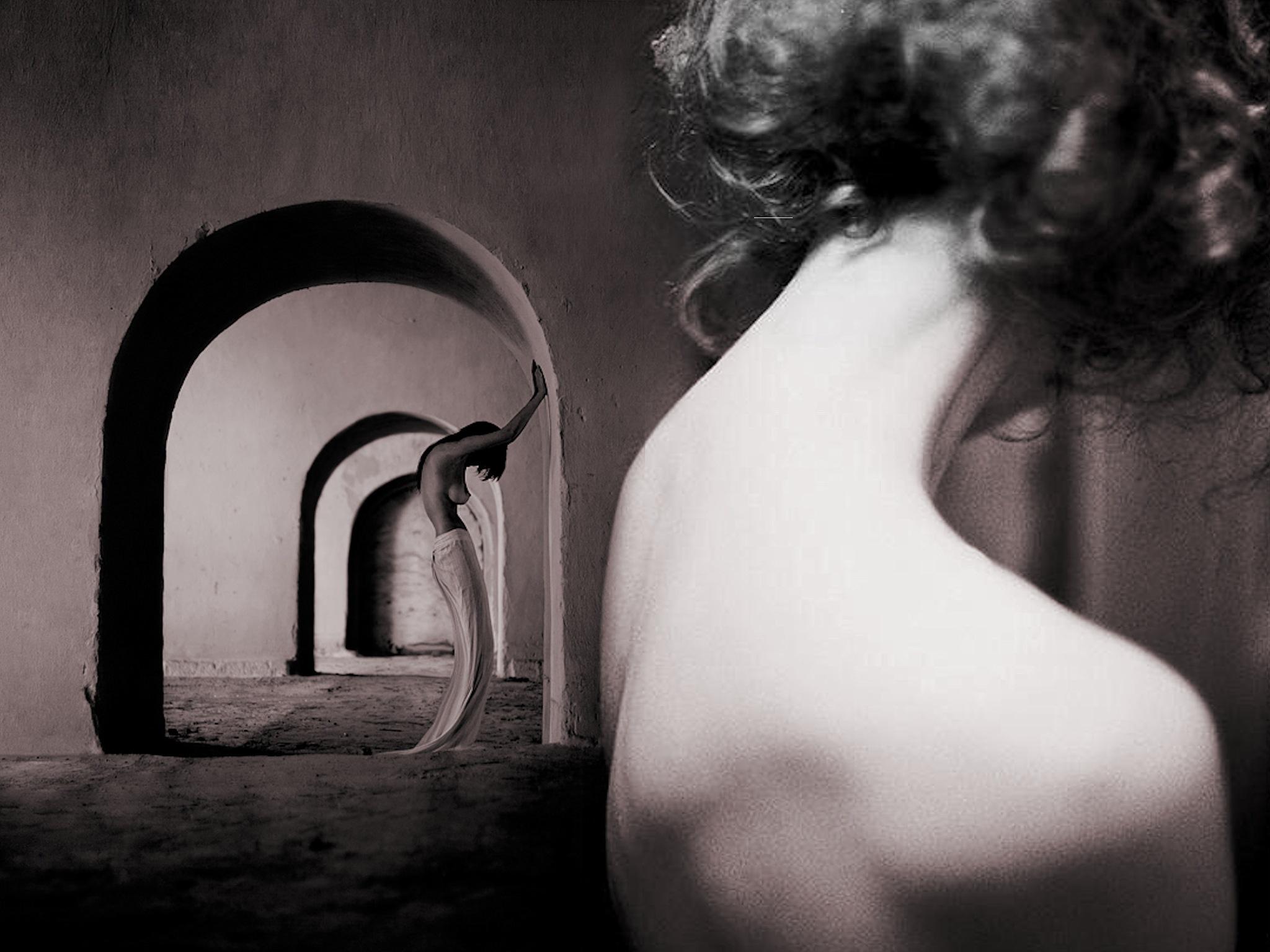 A Separation II by Alexandros Raskolnick