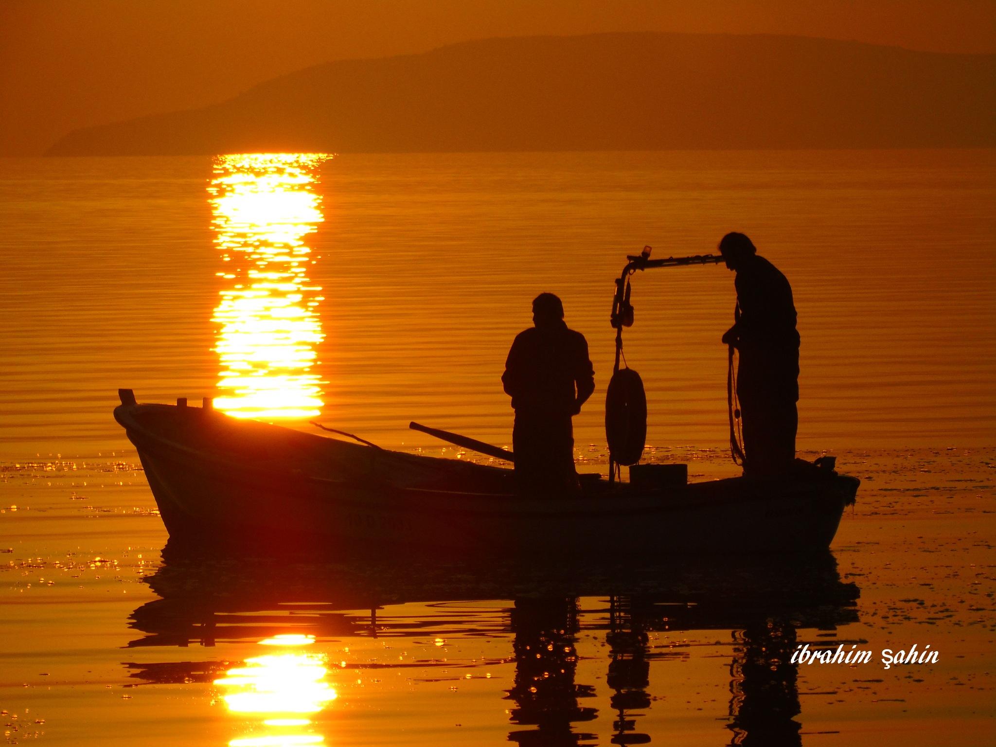 Balıkçı... by ibrahimsahin