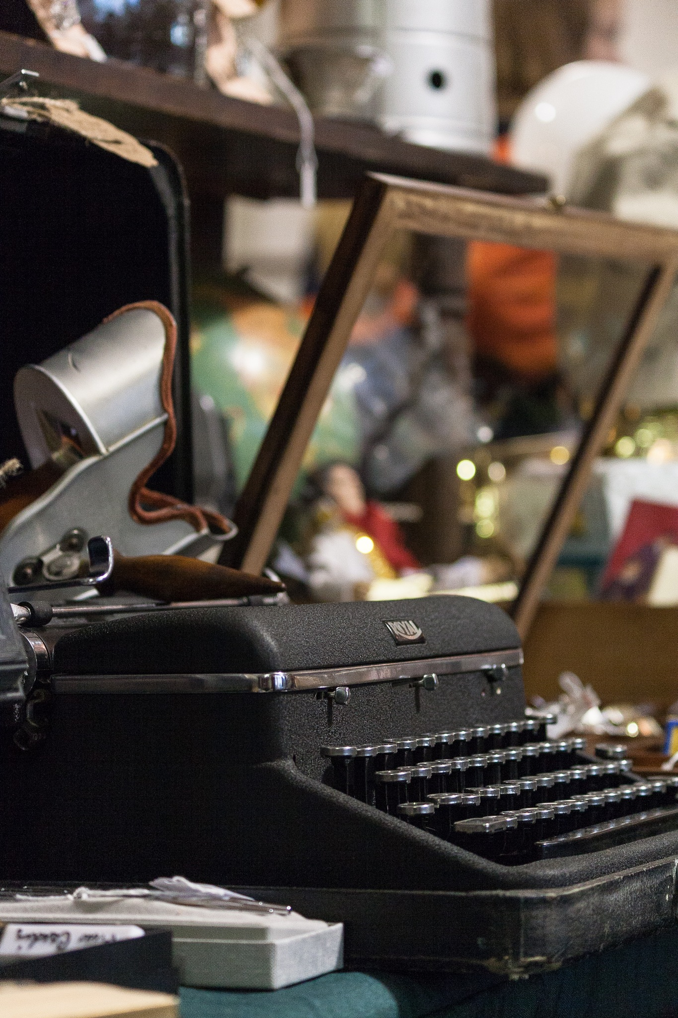 The Antique Shop by Phillip Angelo Photography