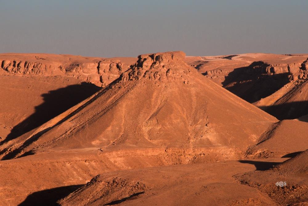 le desert by Med Dali