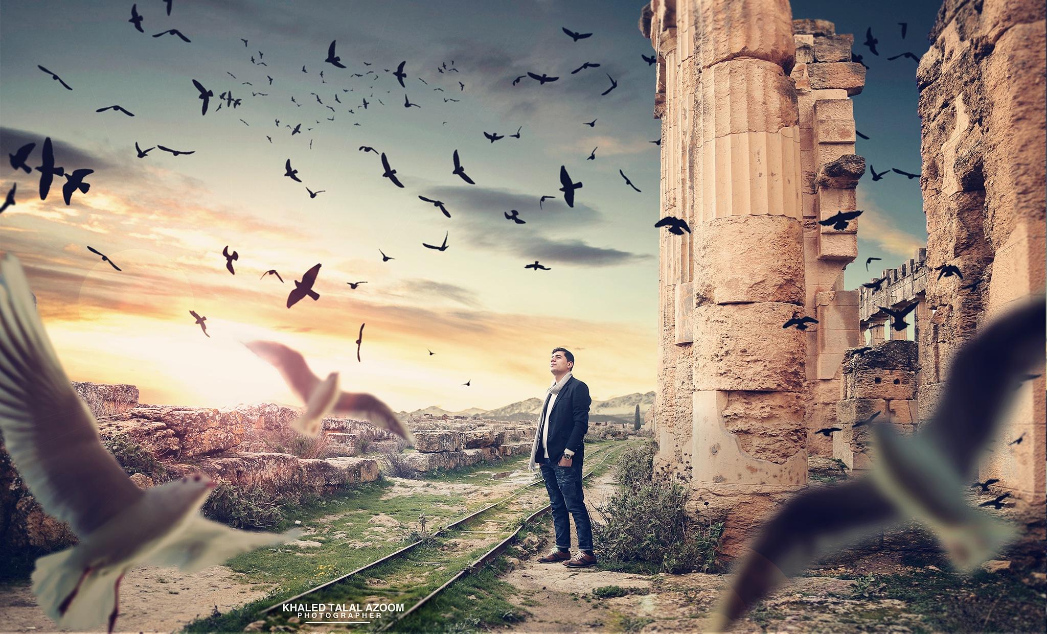 Arts photo  by Khaled Talal