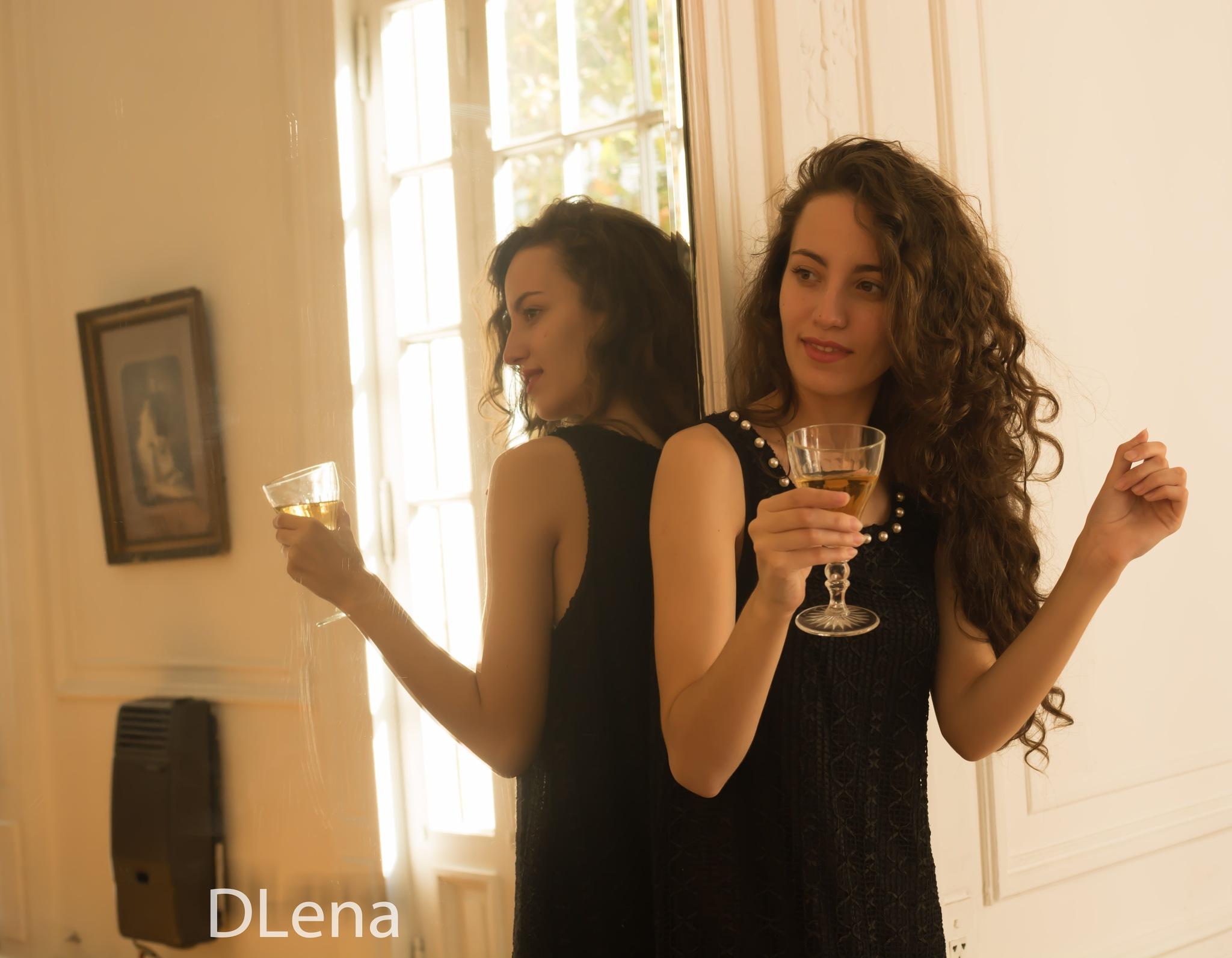 serie espejo by Diego Lena