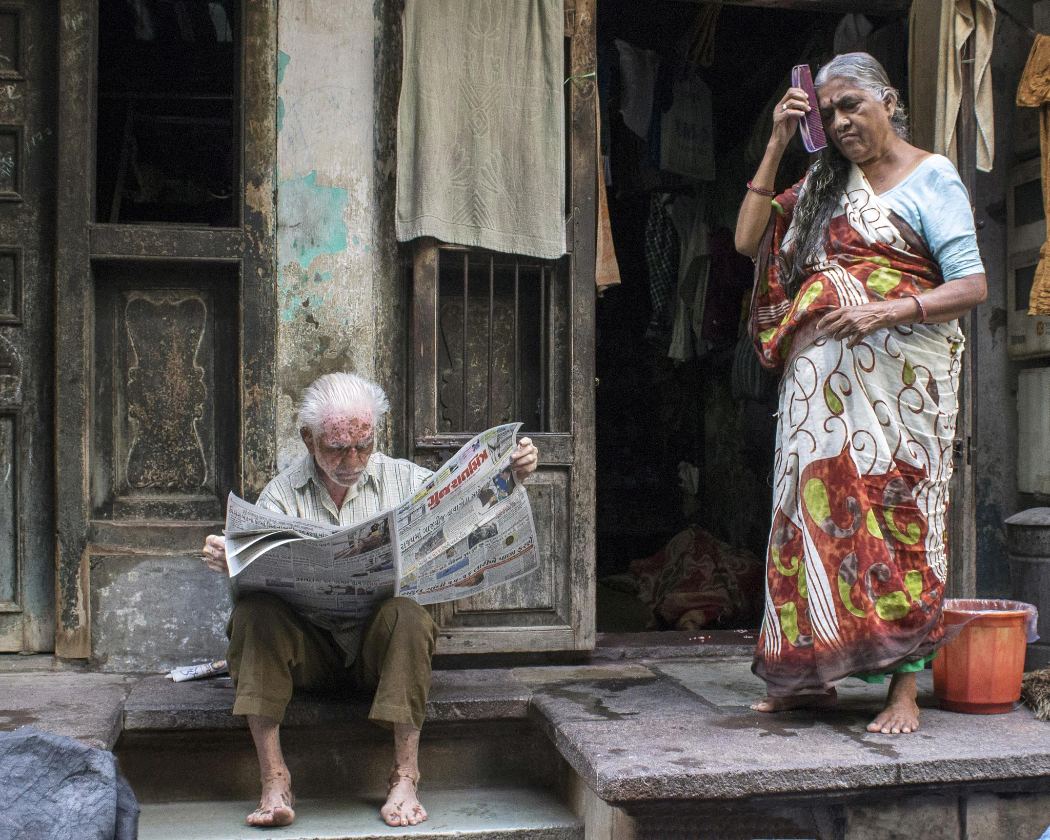 Daily Life by Tejal Mewar