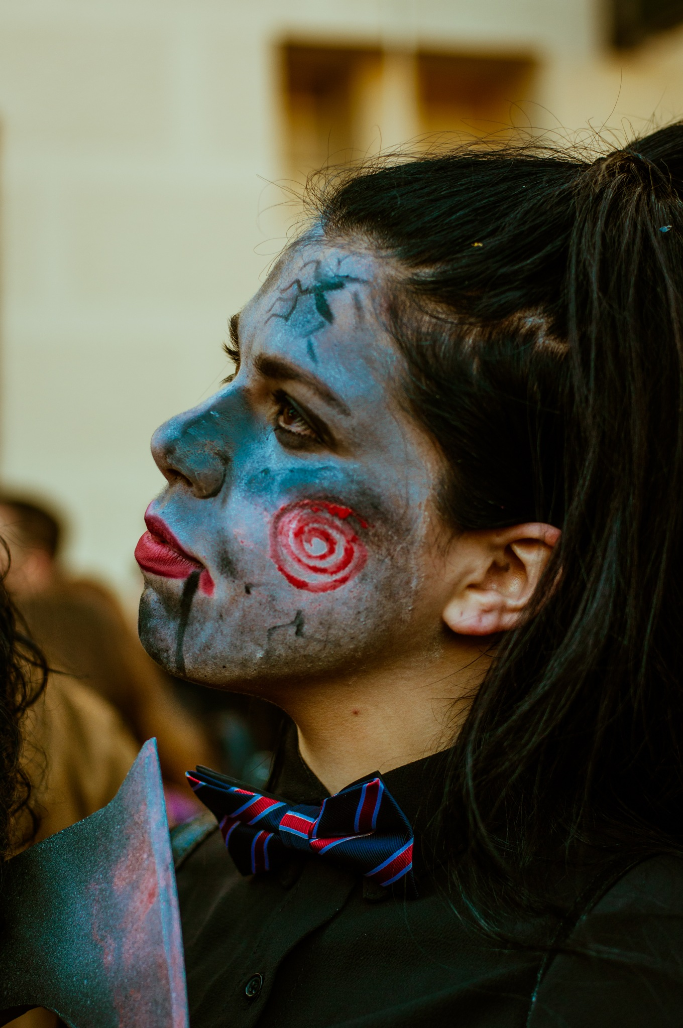 Carnival Faces 10 by Vassilis Vassilakis