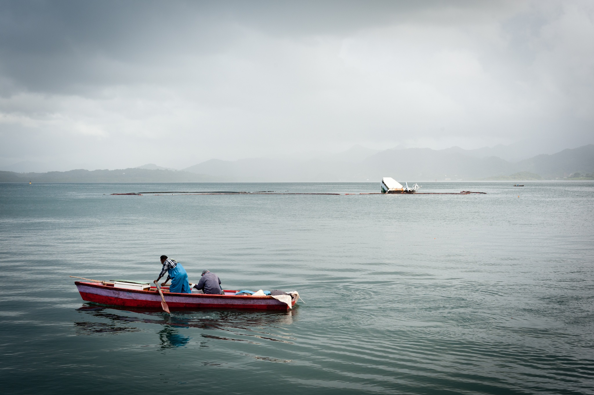 Rowing in Suva   Fiji by DesiccatedLife