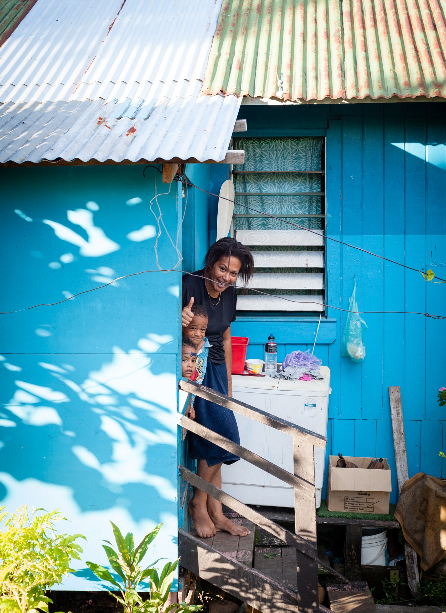 Damn Wire | Levuka | Fiji by DesiccatedLife