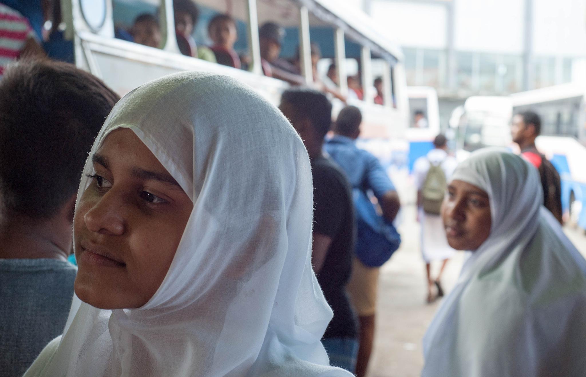 Bus Depot | Lautoka | Fiji by DesiccatedLife