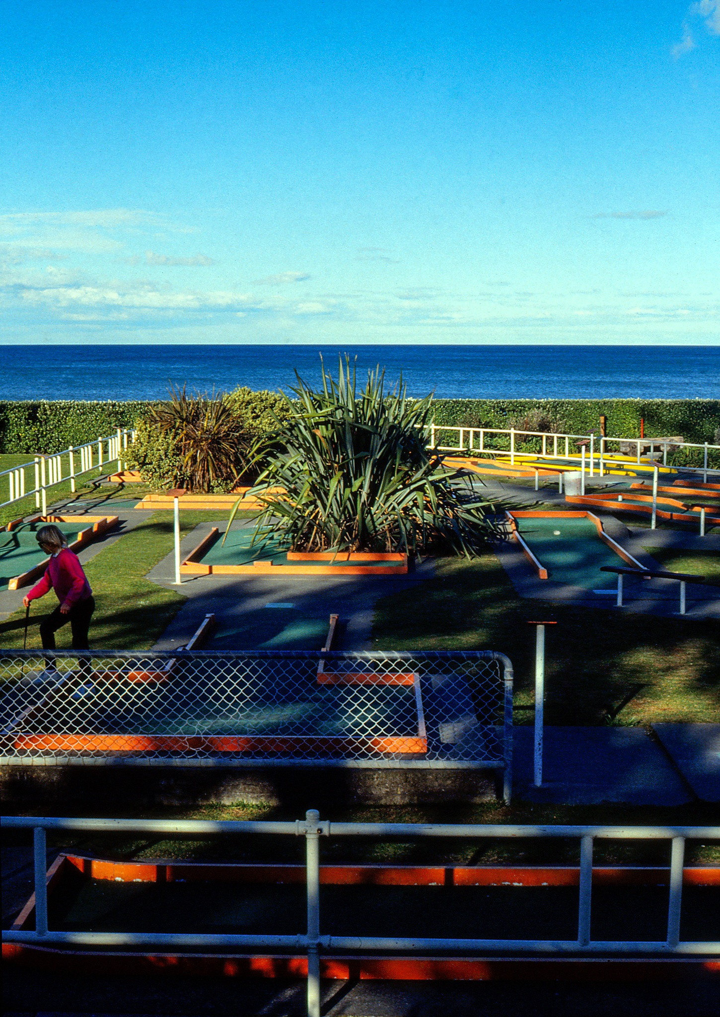 Horizon with Mini Golf | Napier by DesiccatedLife