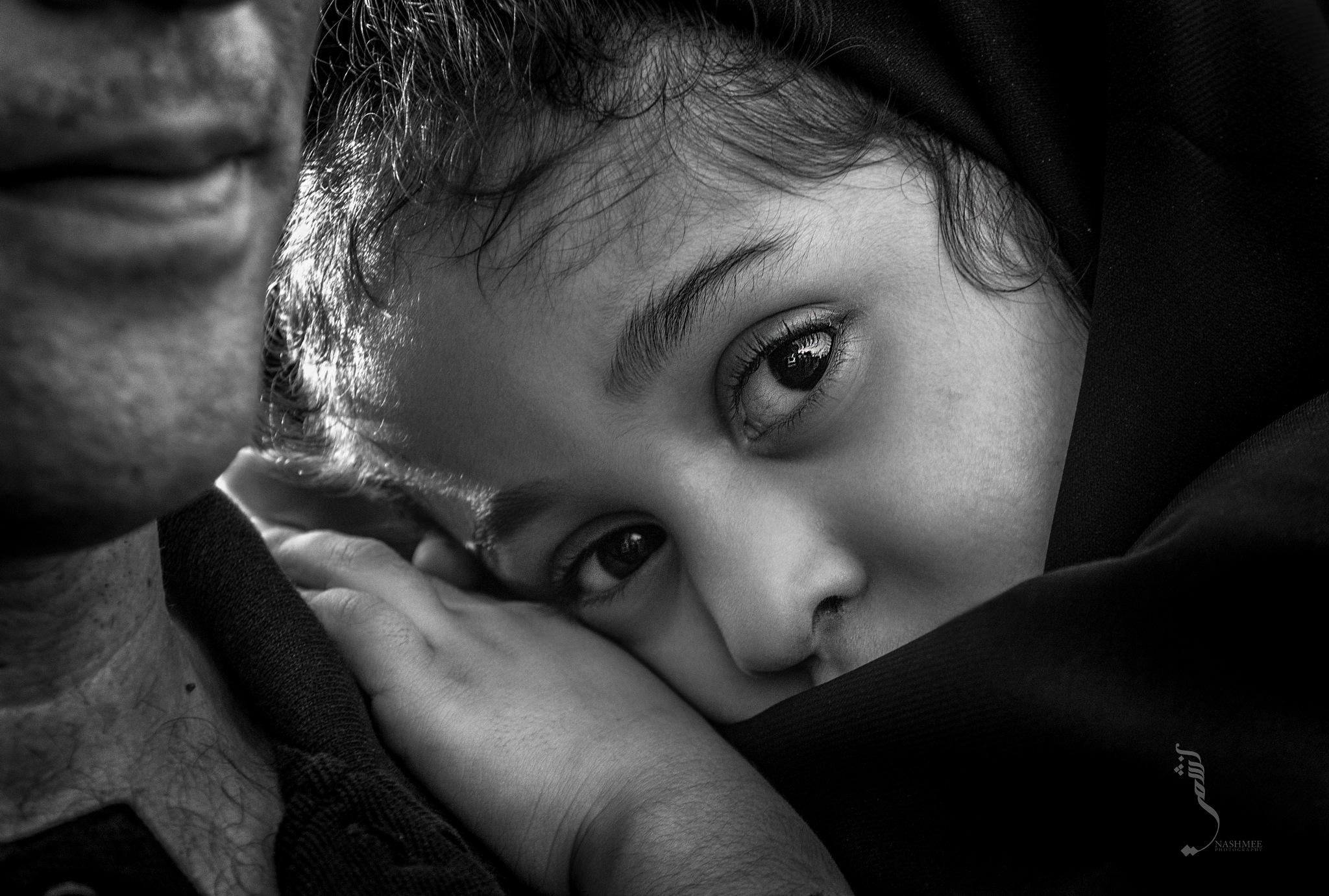 Eyes of innocence  by Ali