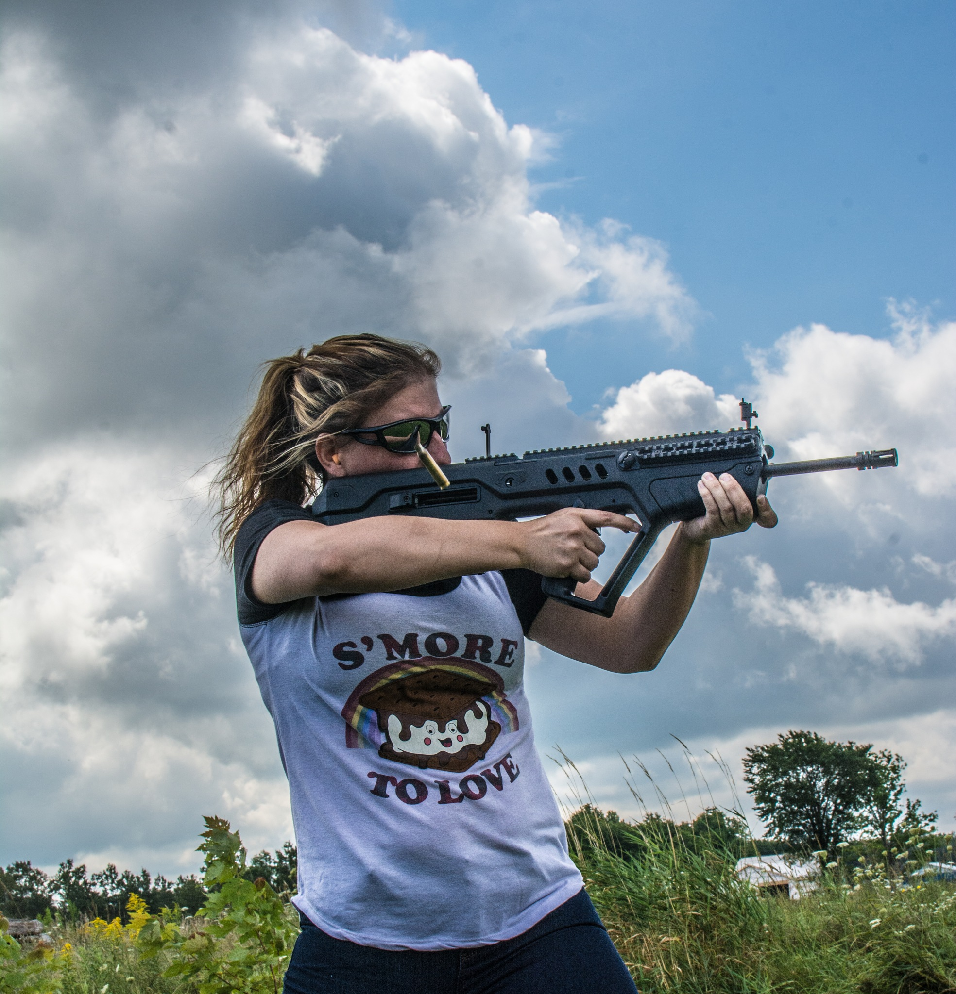 A day at the range 2 by SteveRedmond