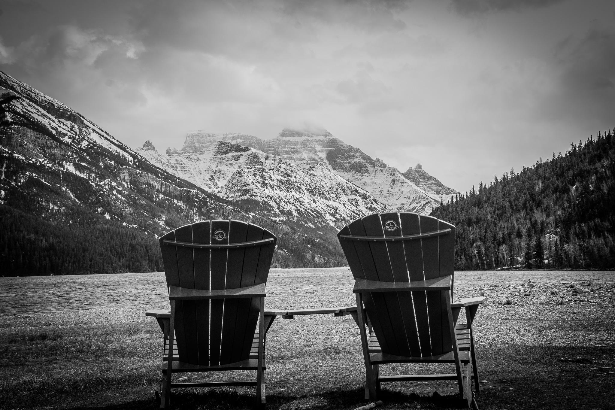 Chairs by SteveRedmond
