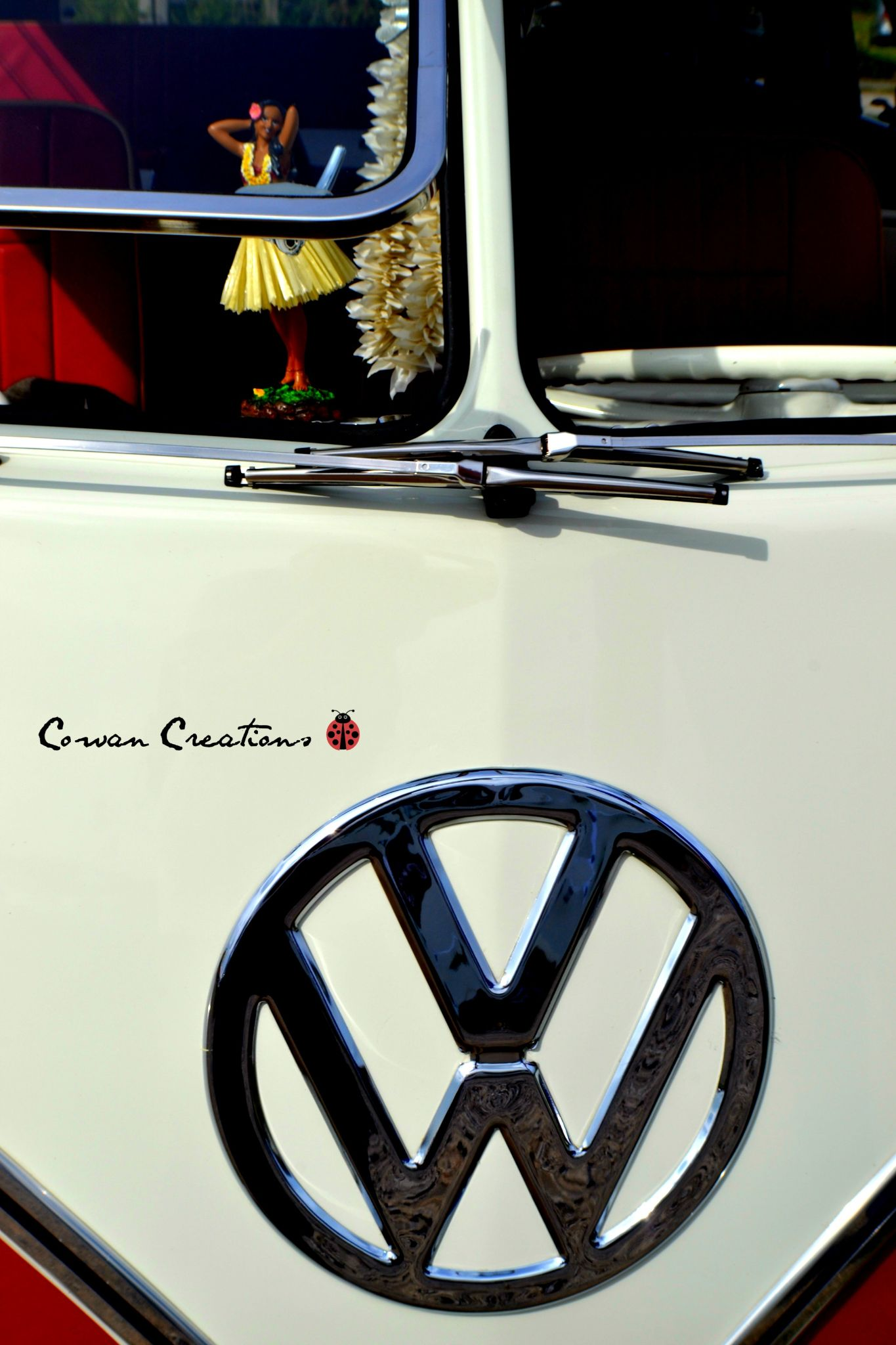 VW Camper by CowanCreations