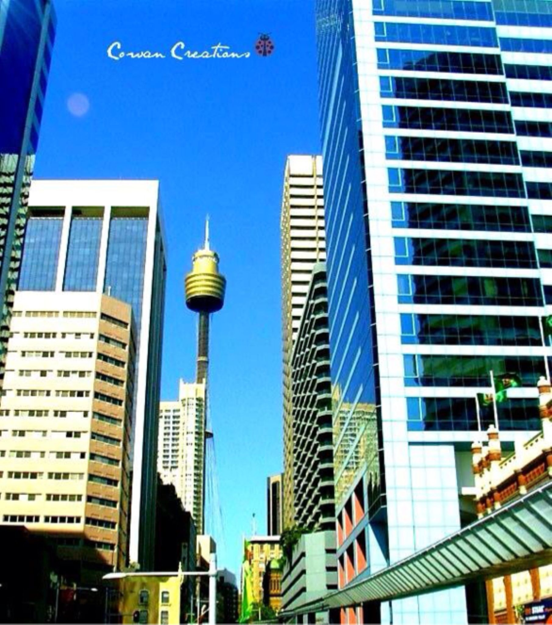 Sydney by CowanCreations